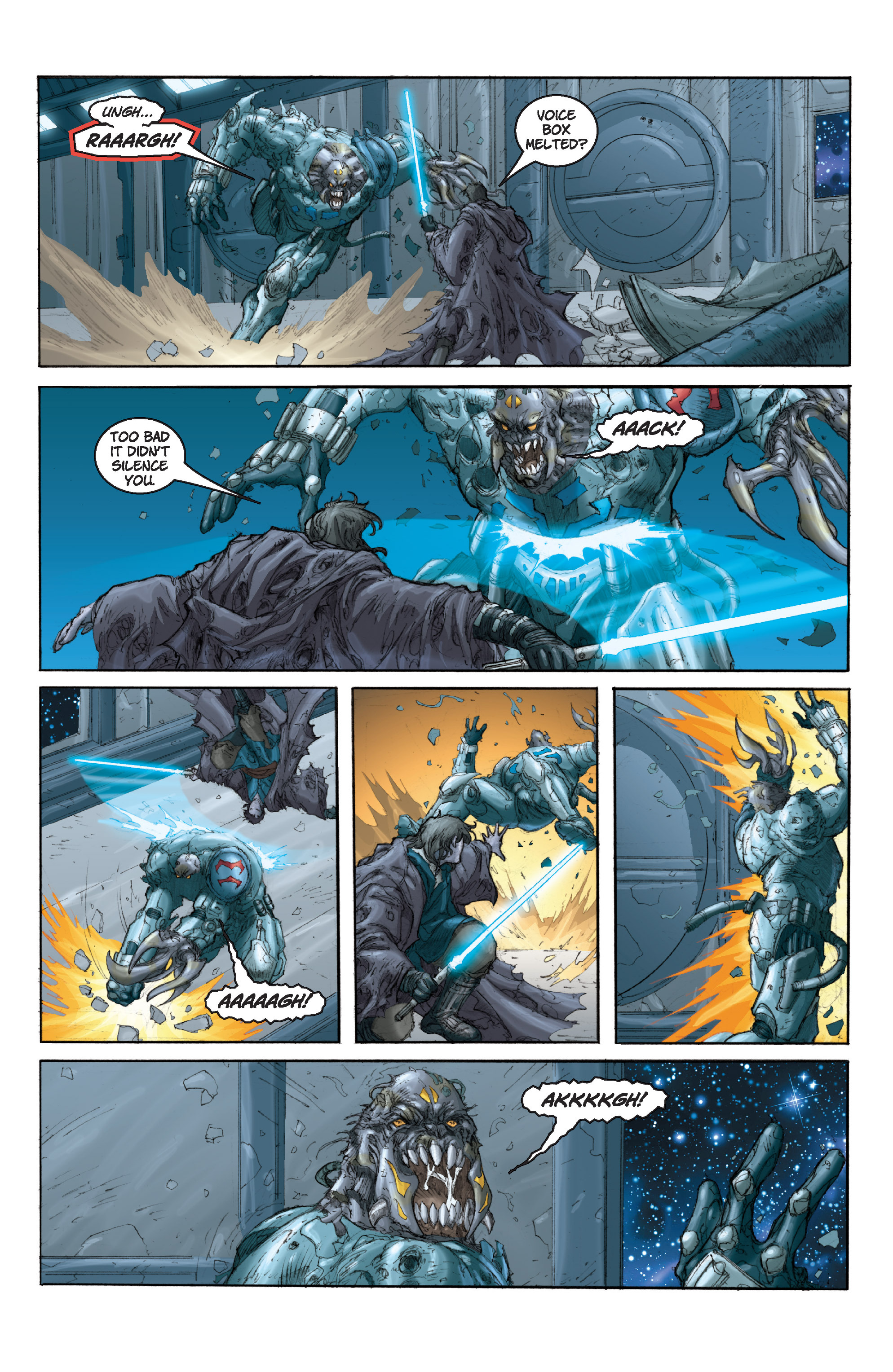 Read online Star Wars Omnibus comic -  Issue # Vol. 26 - 132