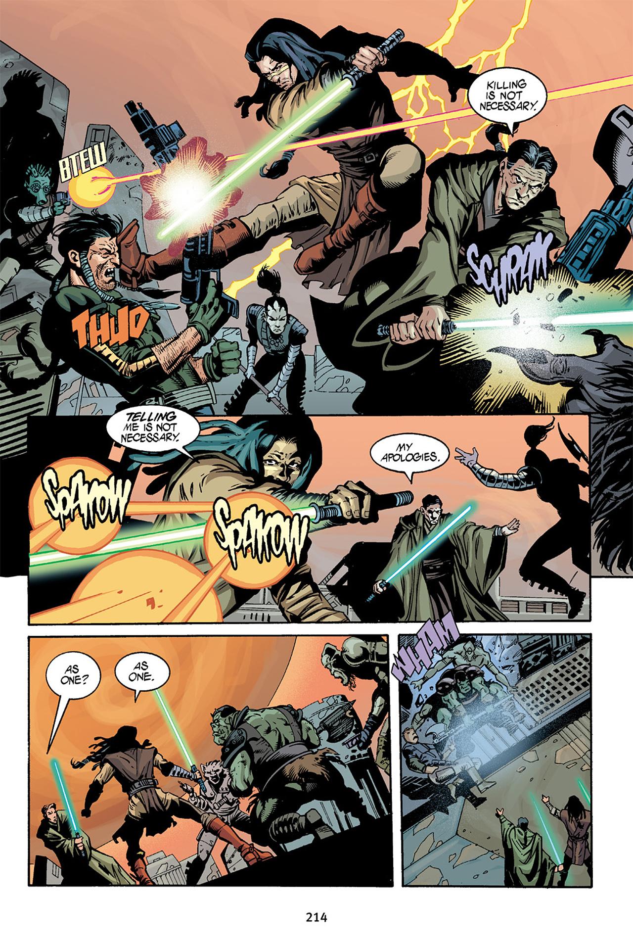 Read online Star Wars Omnibus comic -  Issue # Vol. 15 - 211