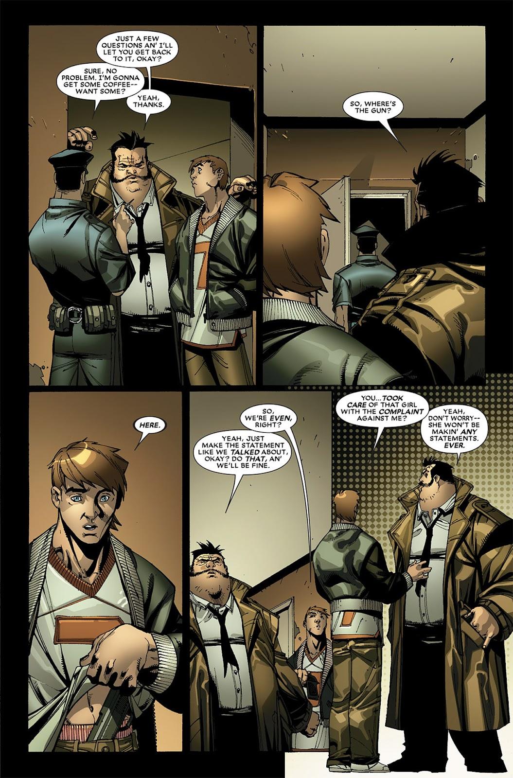 Read online Deadpool (2008) comic -  Issue #20 - 6