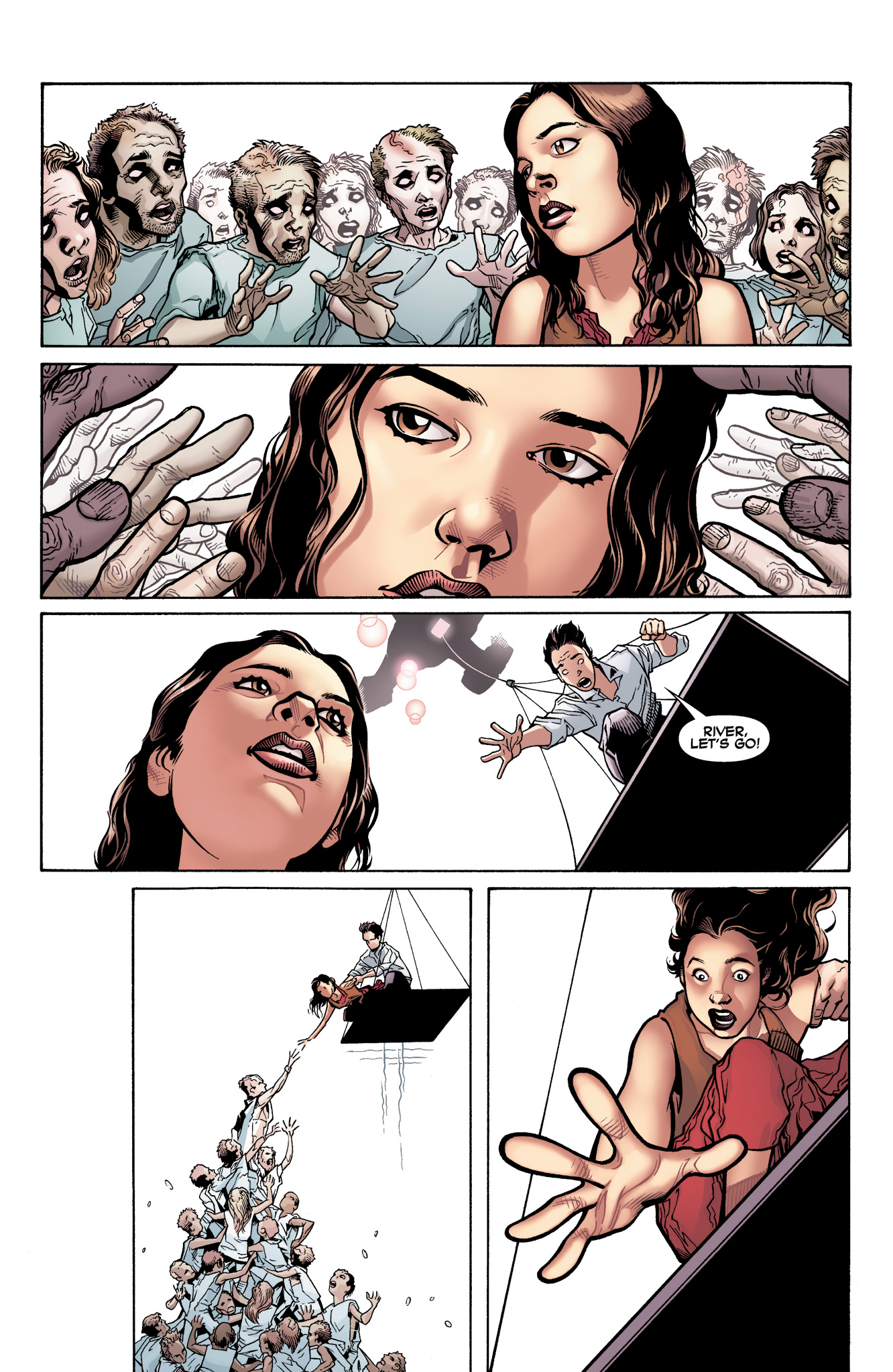 Read online Serenity: Firefly Class 03-K64  Leaves on the Wind comic -  Issue #3 - 7