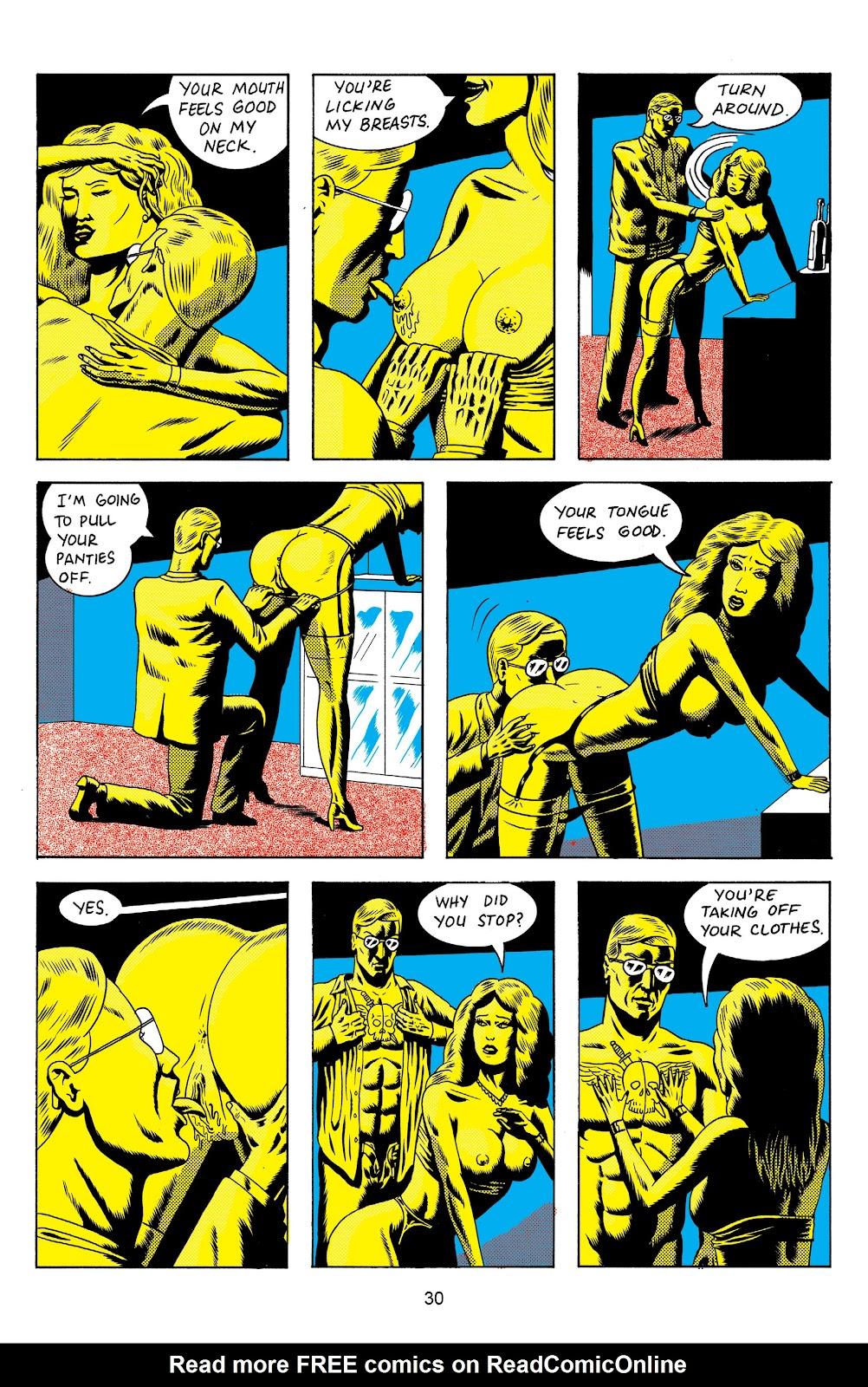 Read online Terror Assaulter: O.M.W.O.T (One Man War On Terror) comic -  Issue # TPB - 31