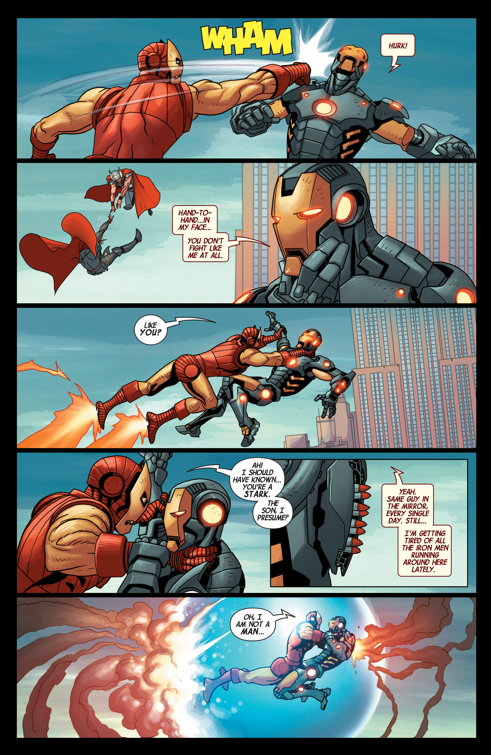 Read online Avengers (2013) comic -  Issue #27 - 16