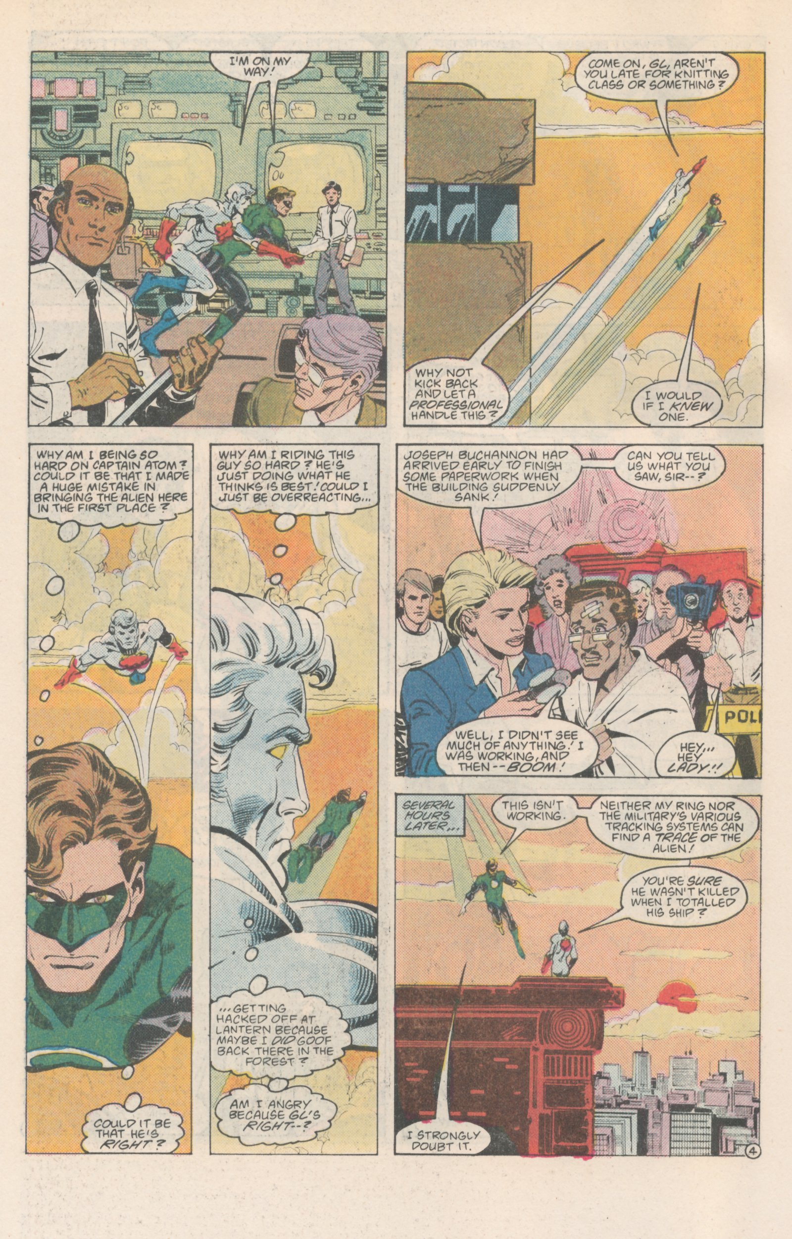 Action Comics (1938) 628 Page 5