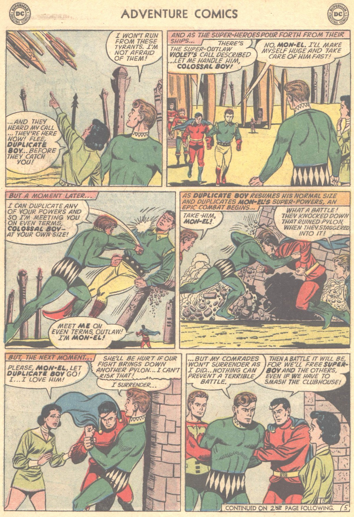 Read online Adventure Comics (1938) comic -  Issue #324 - 18