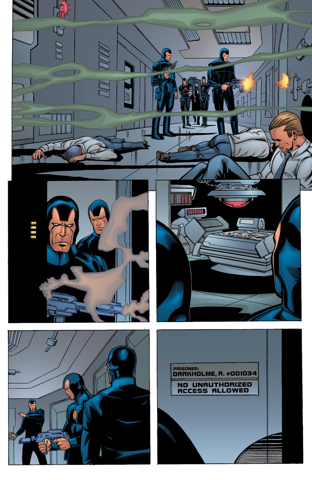 Uncanny X-Men (1963) issue 401 - Page 9