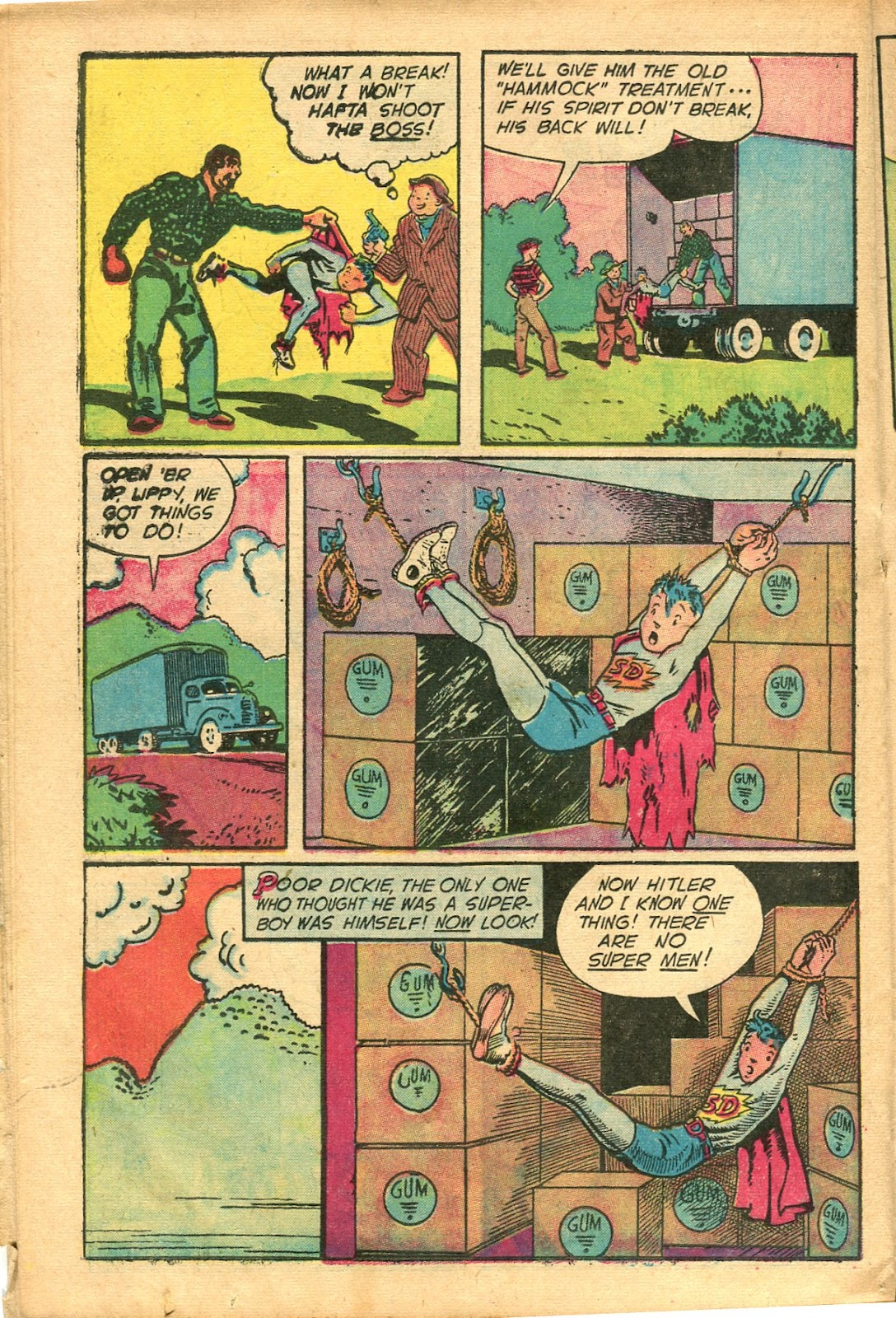 Read online Famous Funnies comic -  Issue #154 - 30