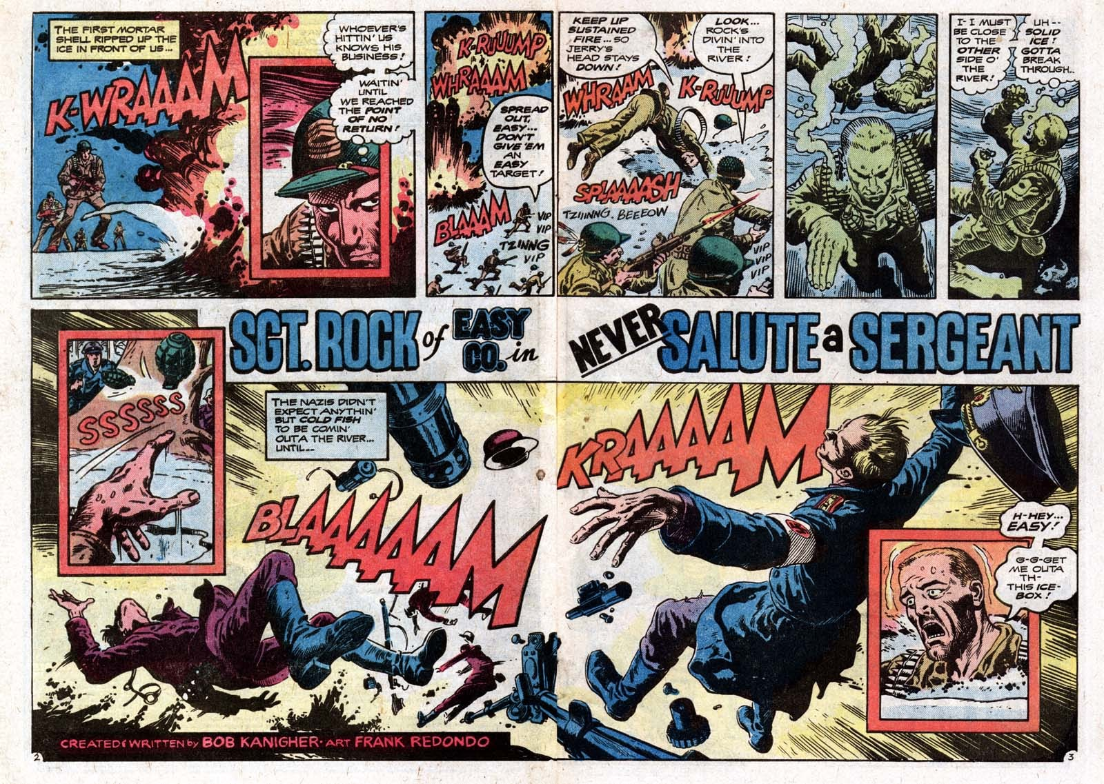 Read online Sgt. Rock comic -  Issue #320 - 5