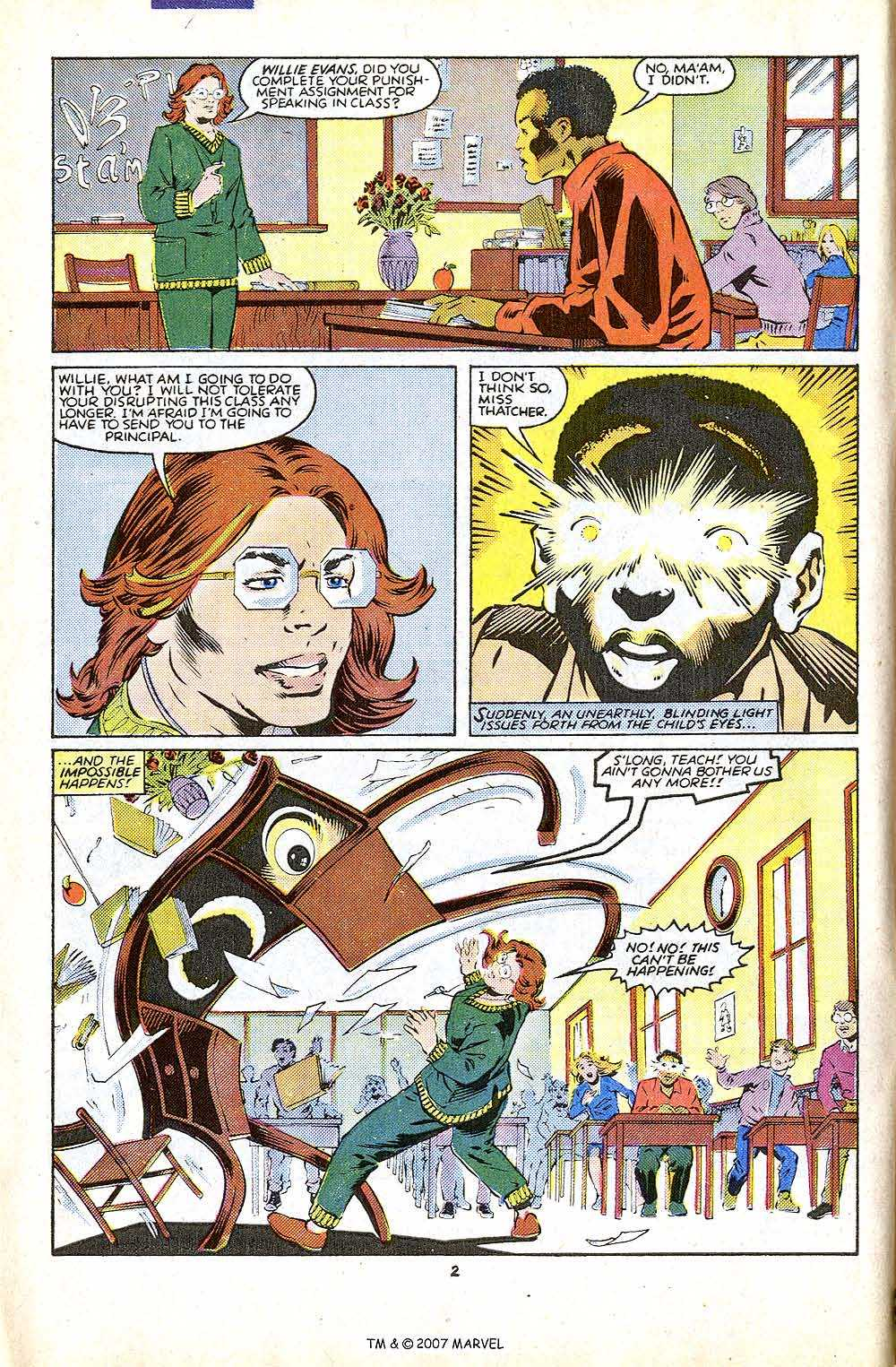 Iron Man Annual issue 8 - Page 4