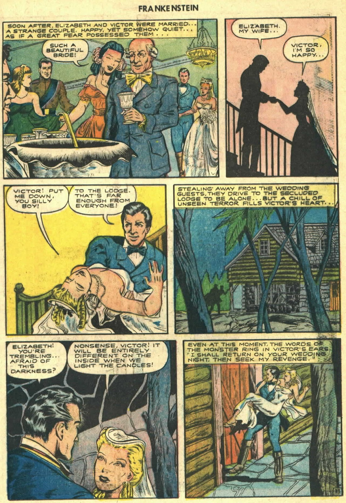 Classics Illustrated issue 26 - Page 35