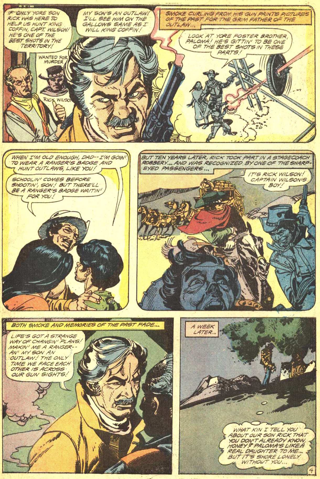 Read online All-Star Western (1970) comic -  Issue #4 - 6