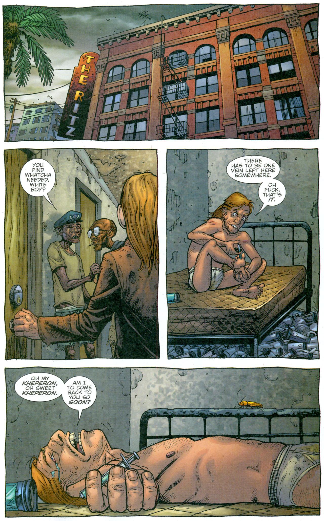 Read online The Exterminators comic -  Issue #13 - 13