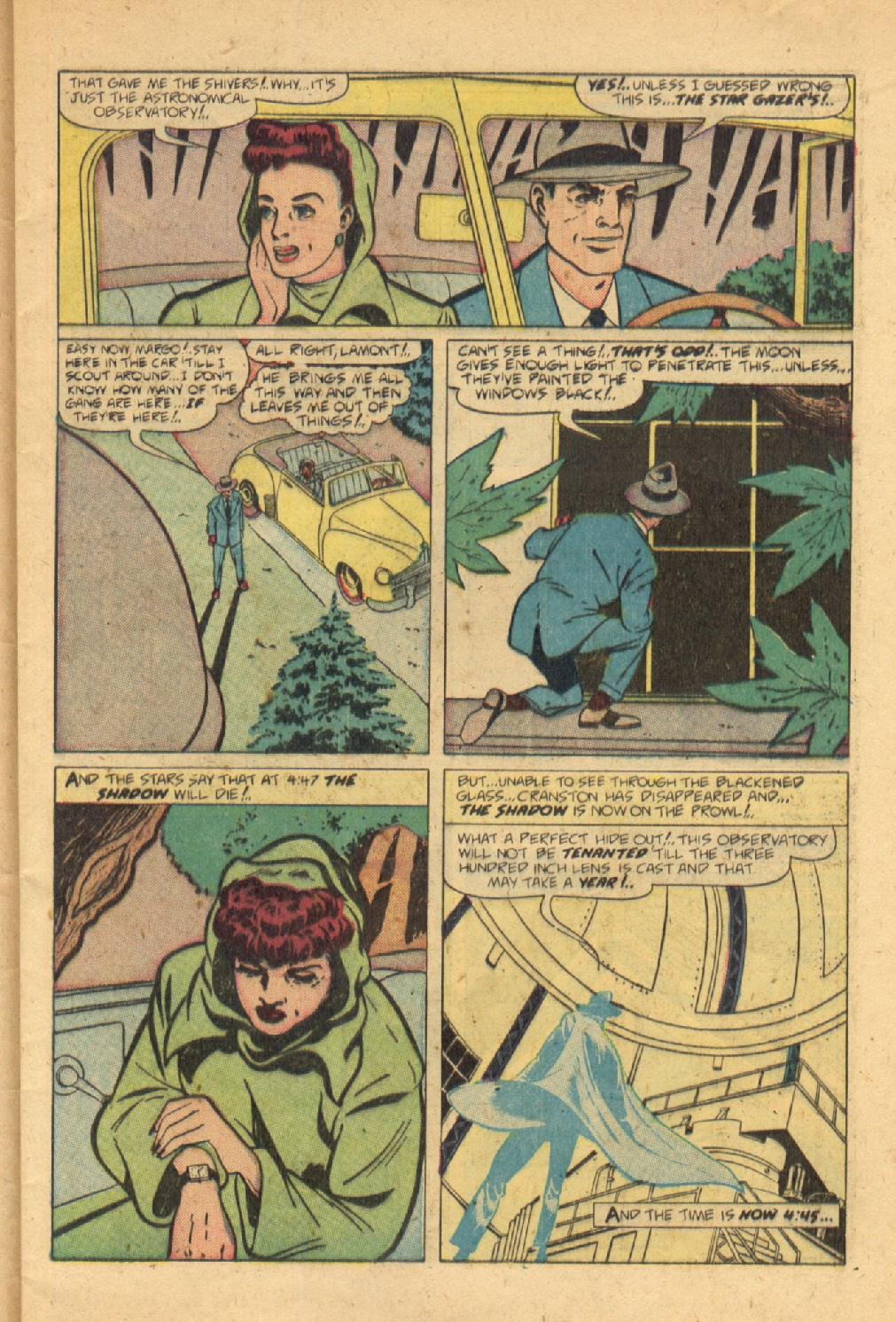 Shadow Comics #101 #94 - English 12
