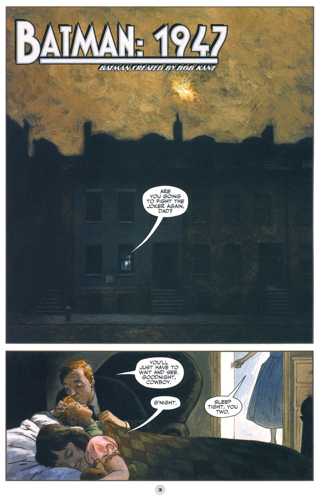 Read online Solo (2004) comic -  Issue #9 - 4