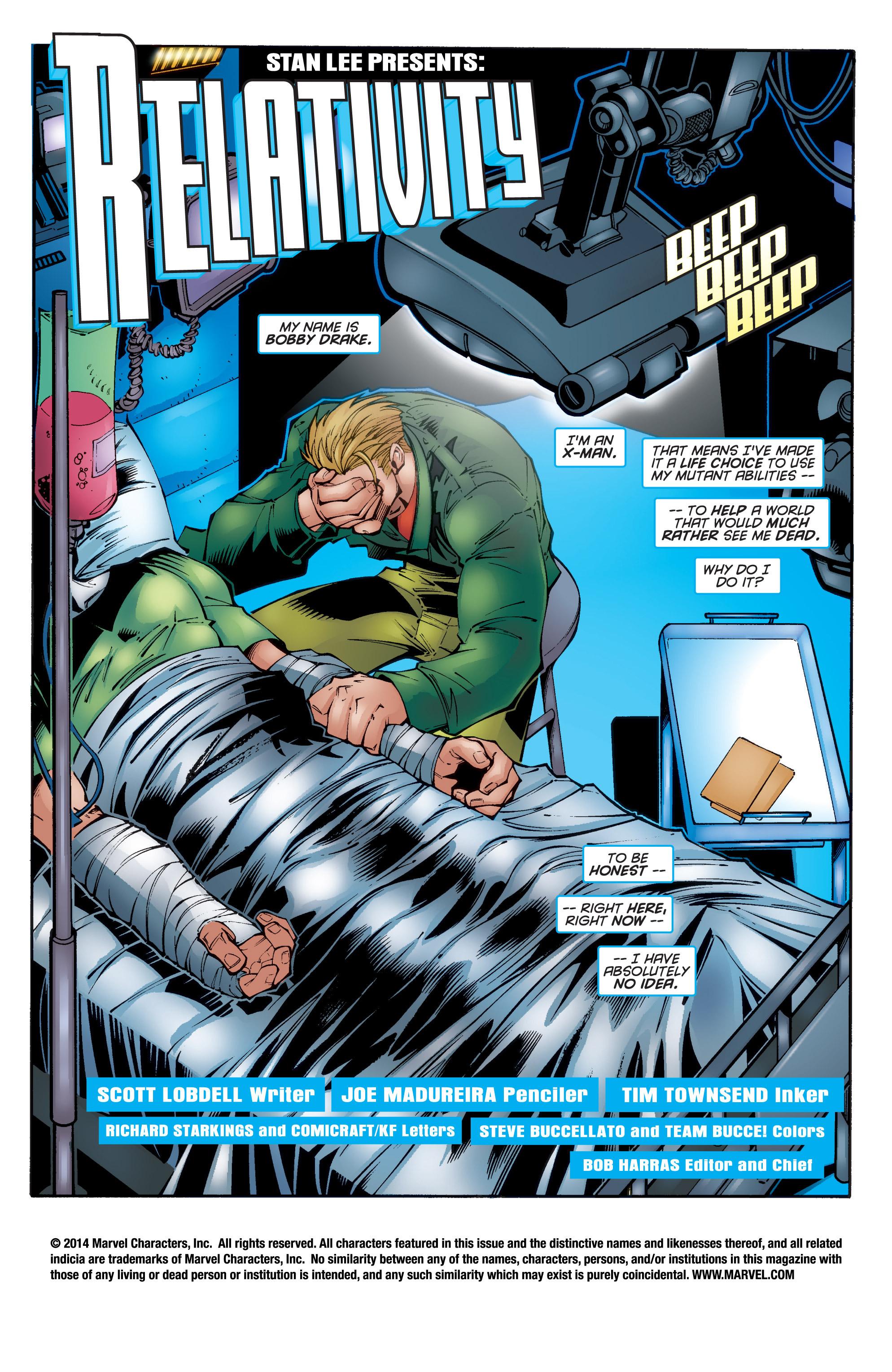 Read online Uncanny X-Men (1963) comic -  Issue #340 - 2