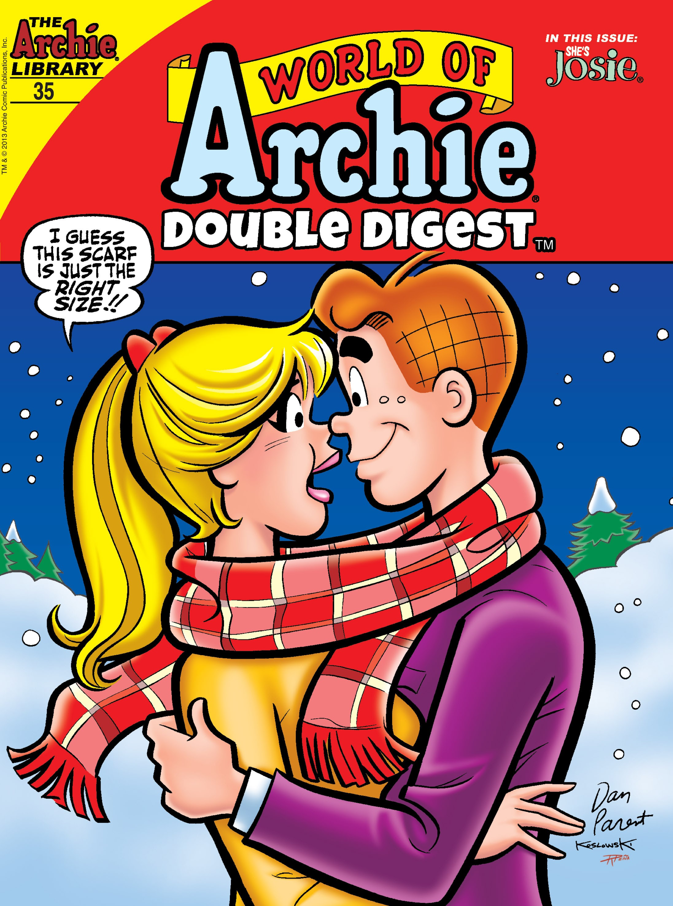 World of Archie Double Digest 35 Page 1