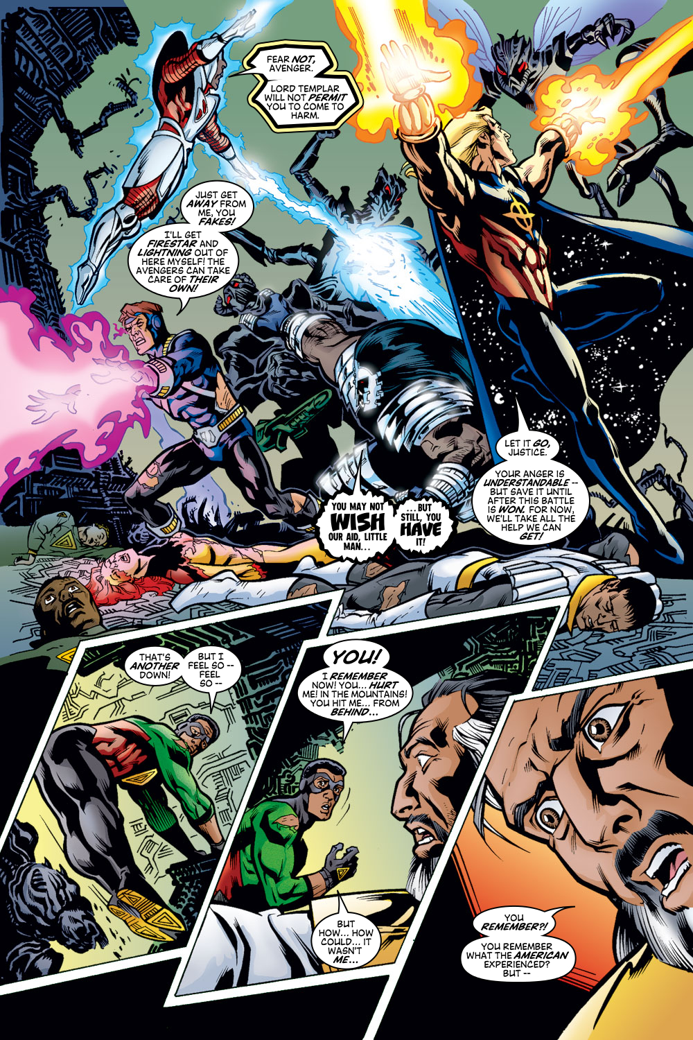 Read online Avengers (1998) comic -  Issue #50 - 25