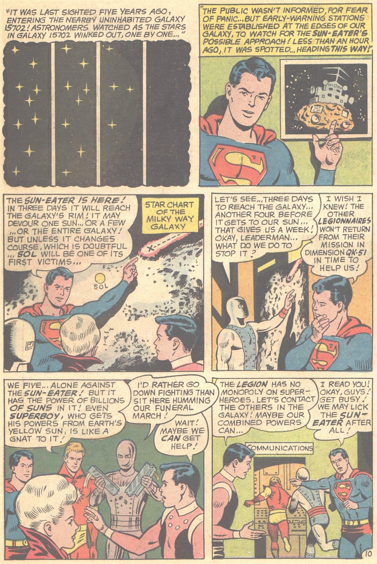 Read online Adventure Comics (1938) comic -  Issue #352 - 14