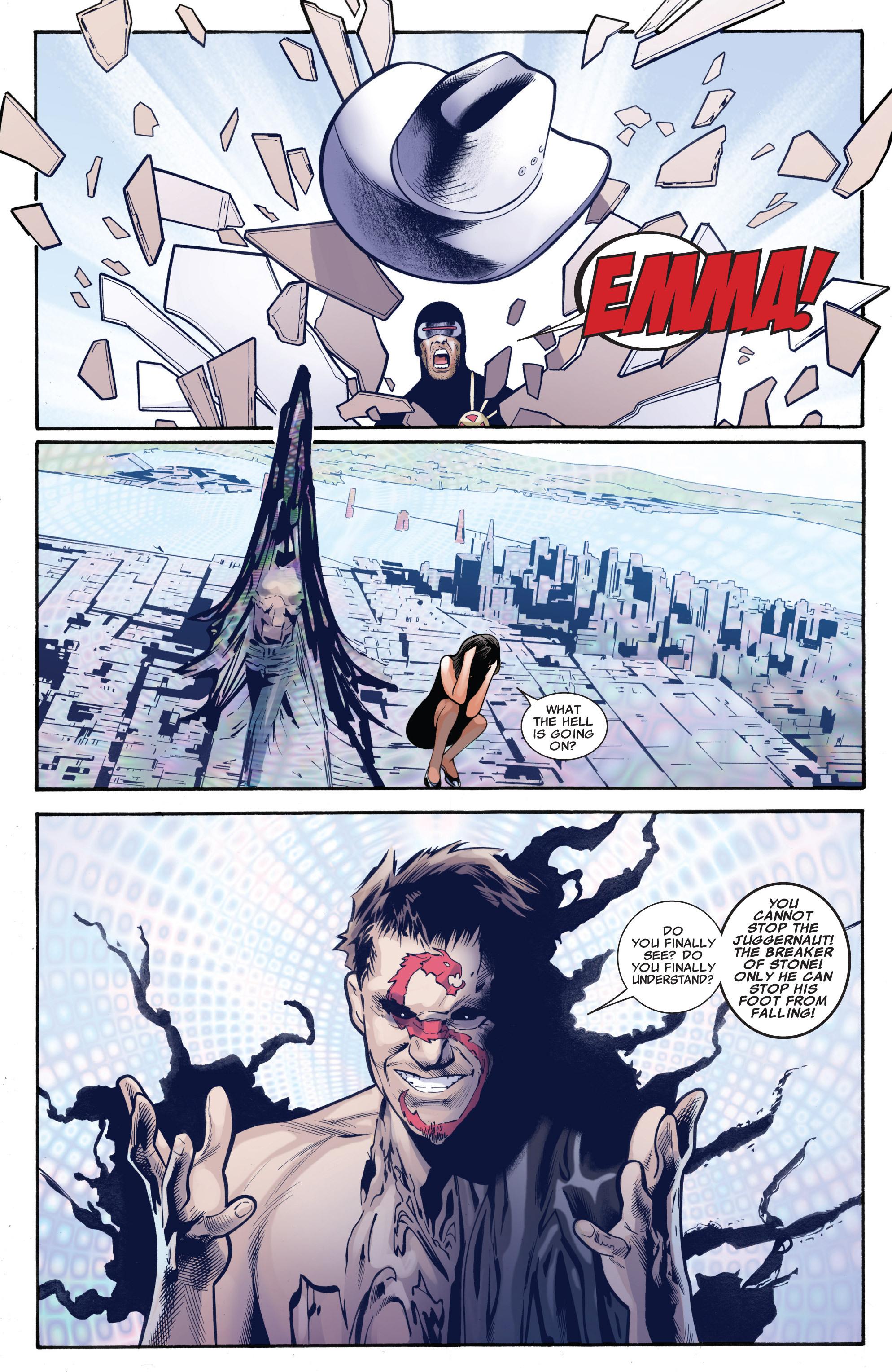 Read online Uncanny X-Men (1963) comic -  Issue #541 - 21