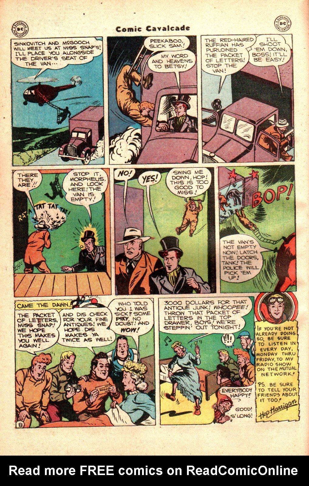 Comic Cavalcade issue 21 - Page 50