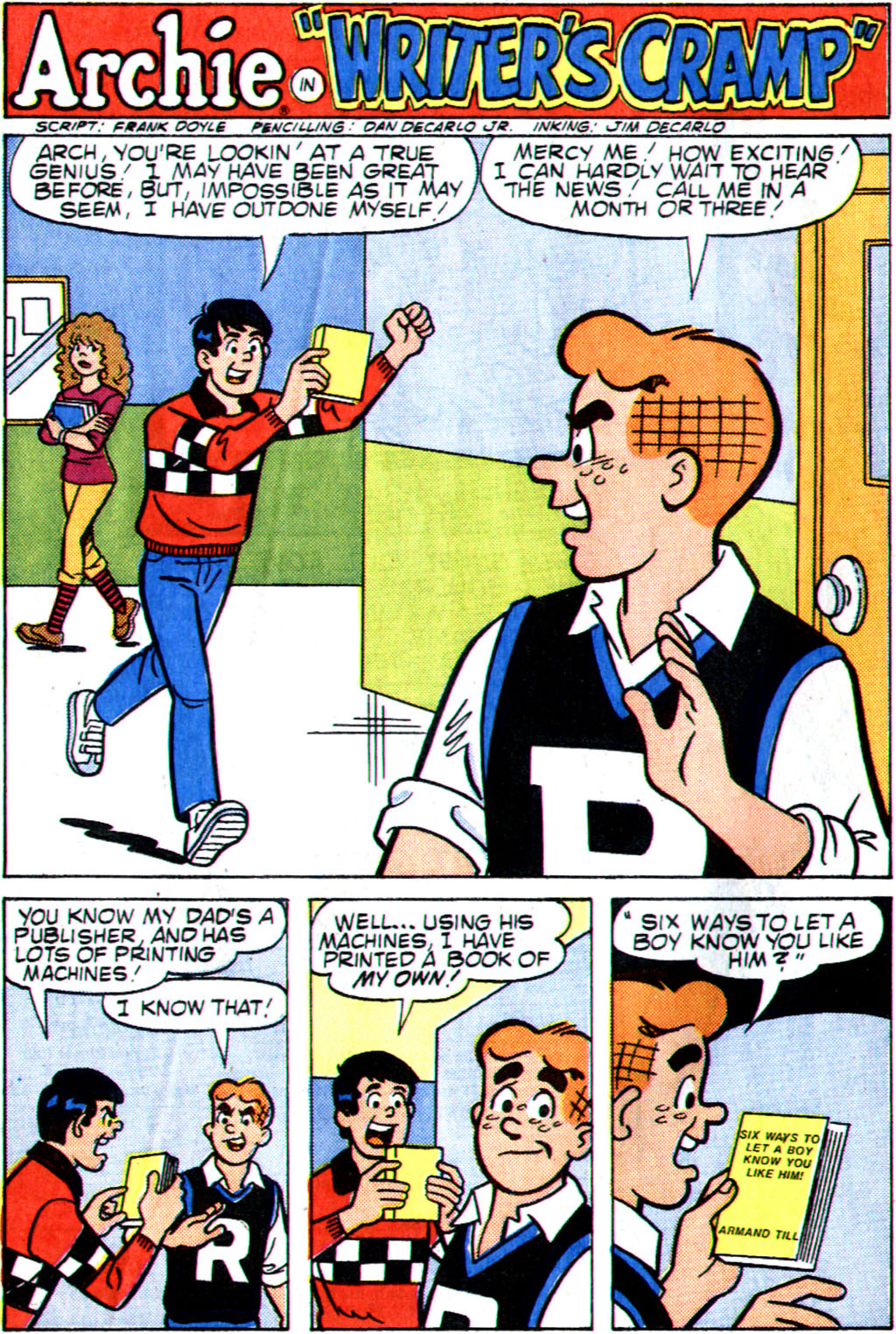Read online Archie (1960) comic -  Issue #355 - 26