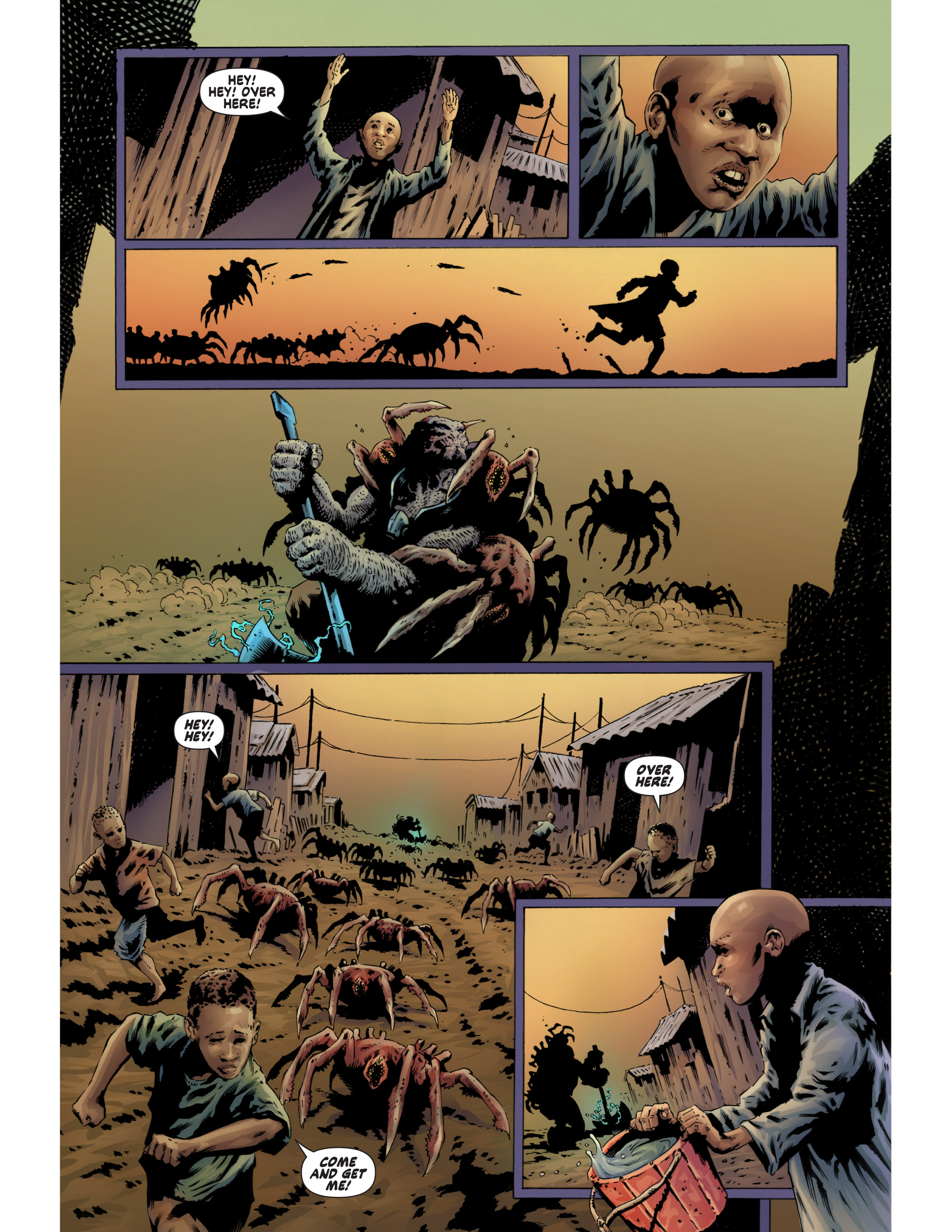 Read online Bad Planet comic -  Issue # TPB - 83