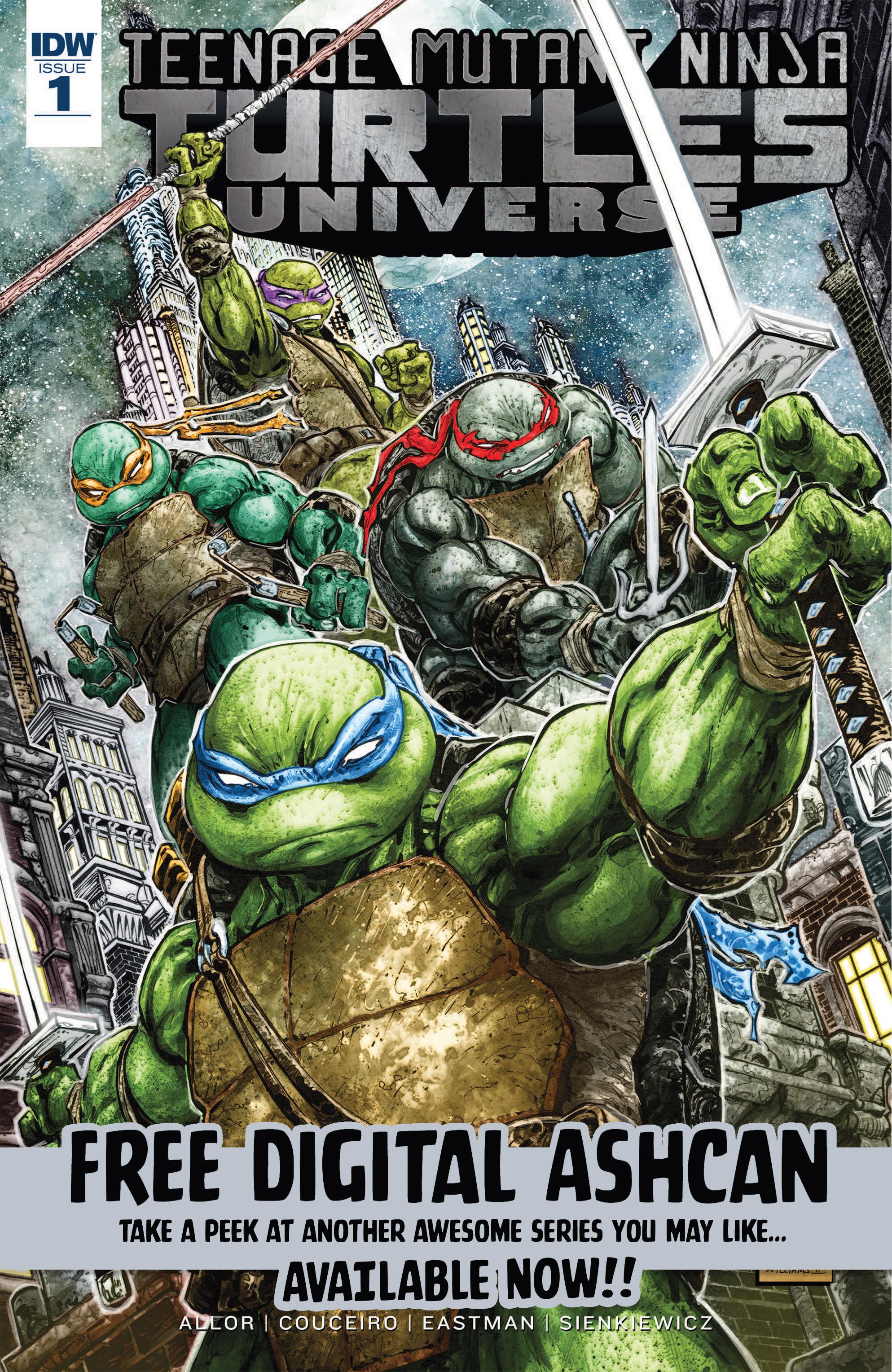 Read online Teenage Mutant Ninja Turtles (2011) comic -  Issue #69 - 26