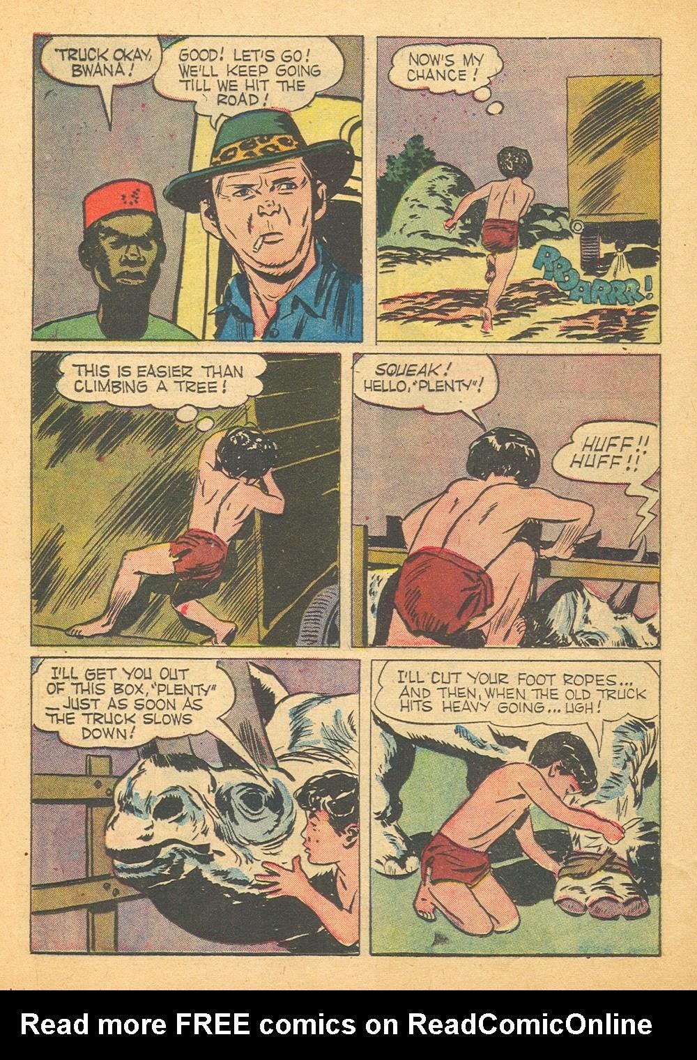 Tarzan (1948) issue 121 - Page 24