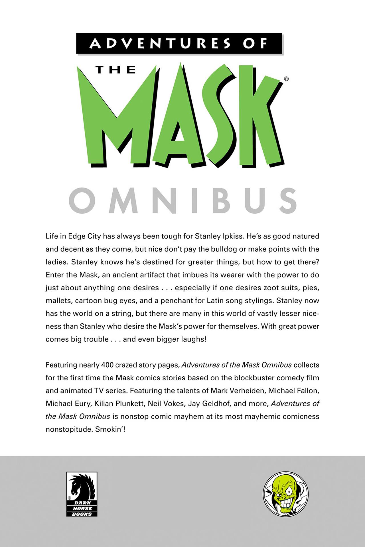 Read online Adventures Of The Mask Omnibus comic -  Issue #Adventures Of The Mask Omnibus Full - 407