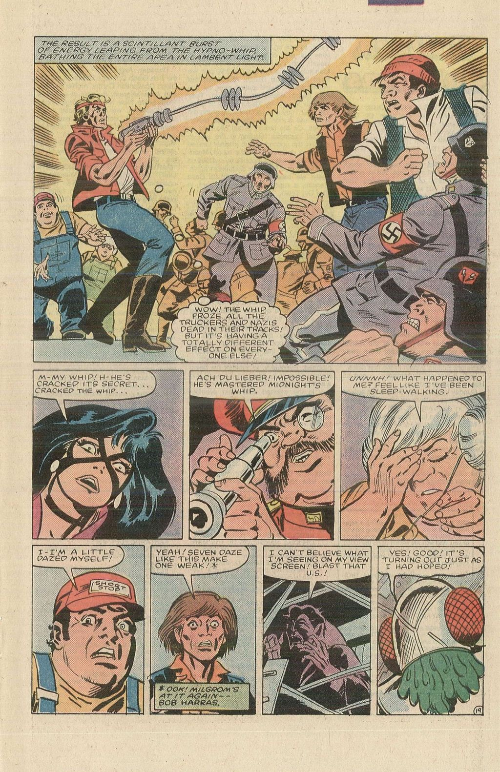 Read online U.S. 1 comic -  Issue #9 - 27
