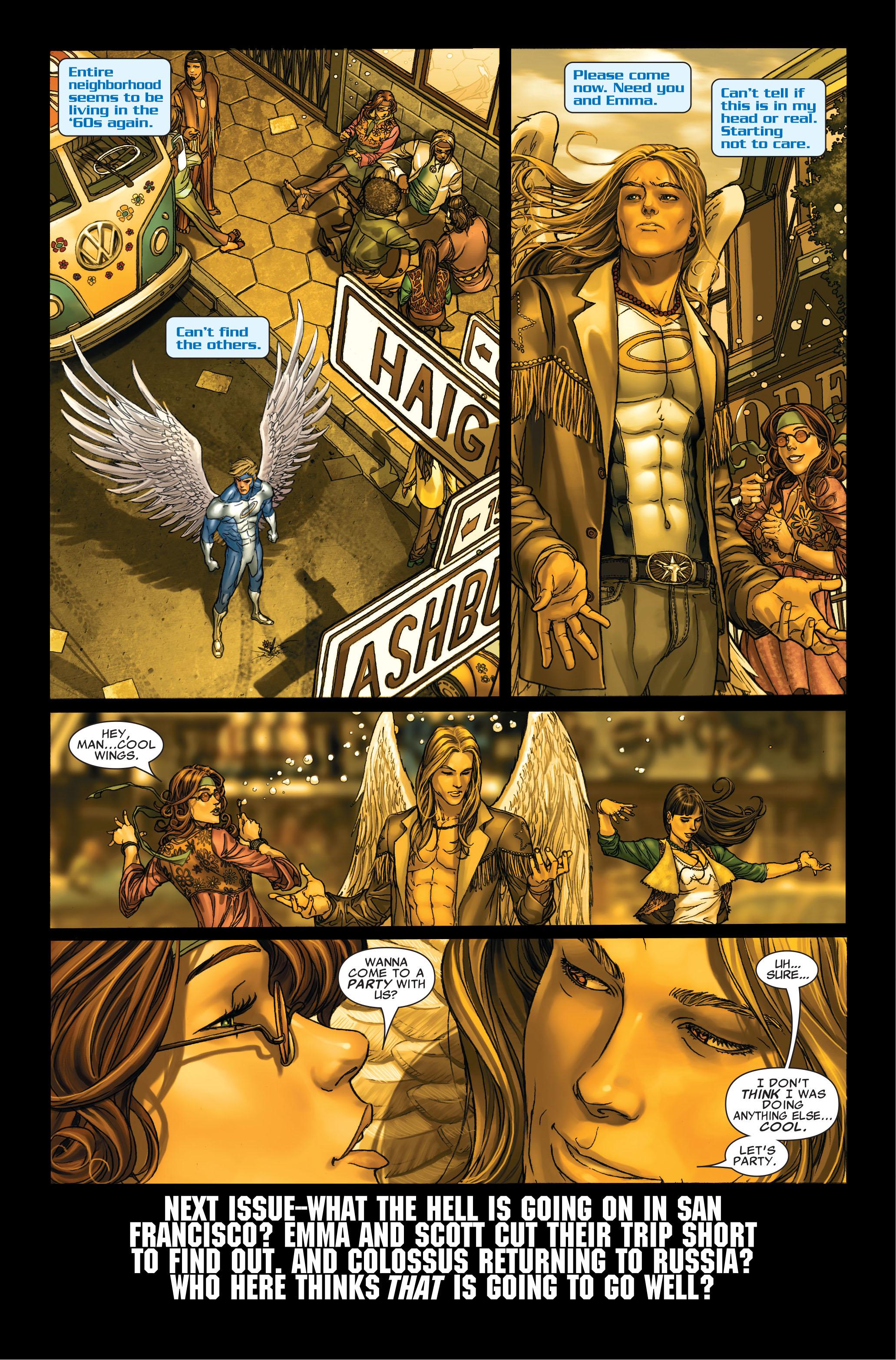 Read online Uncanny X-Men (1963) comic -  Issue #495 - 23