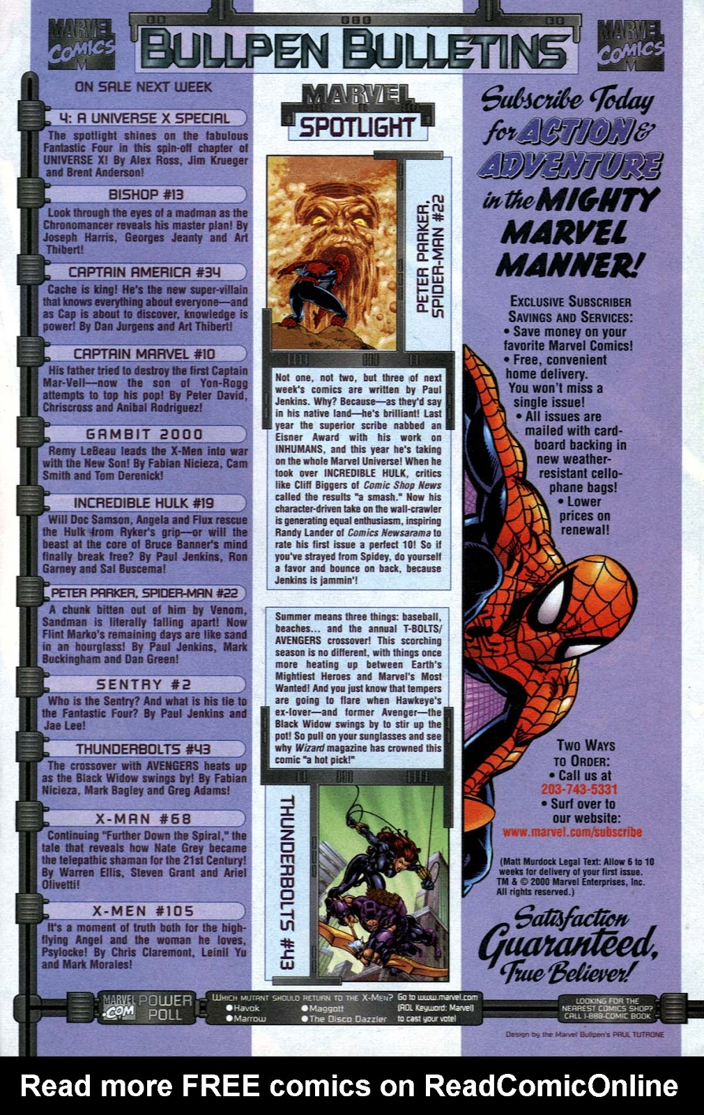 Spider-Girl (1998) Issue #25 #28 - English 23