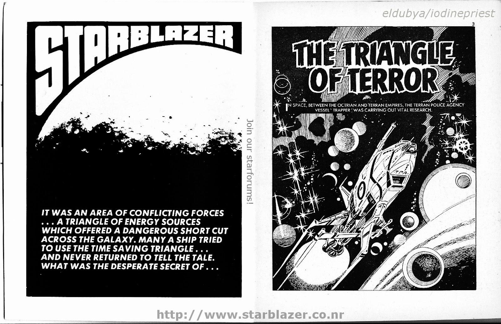 Starblazer issue 97 - Page 3