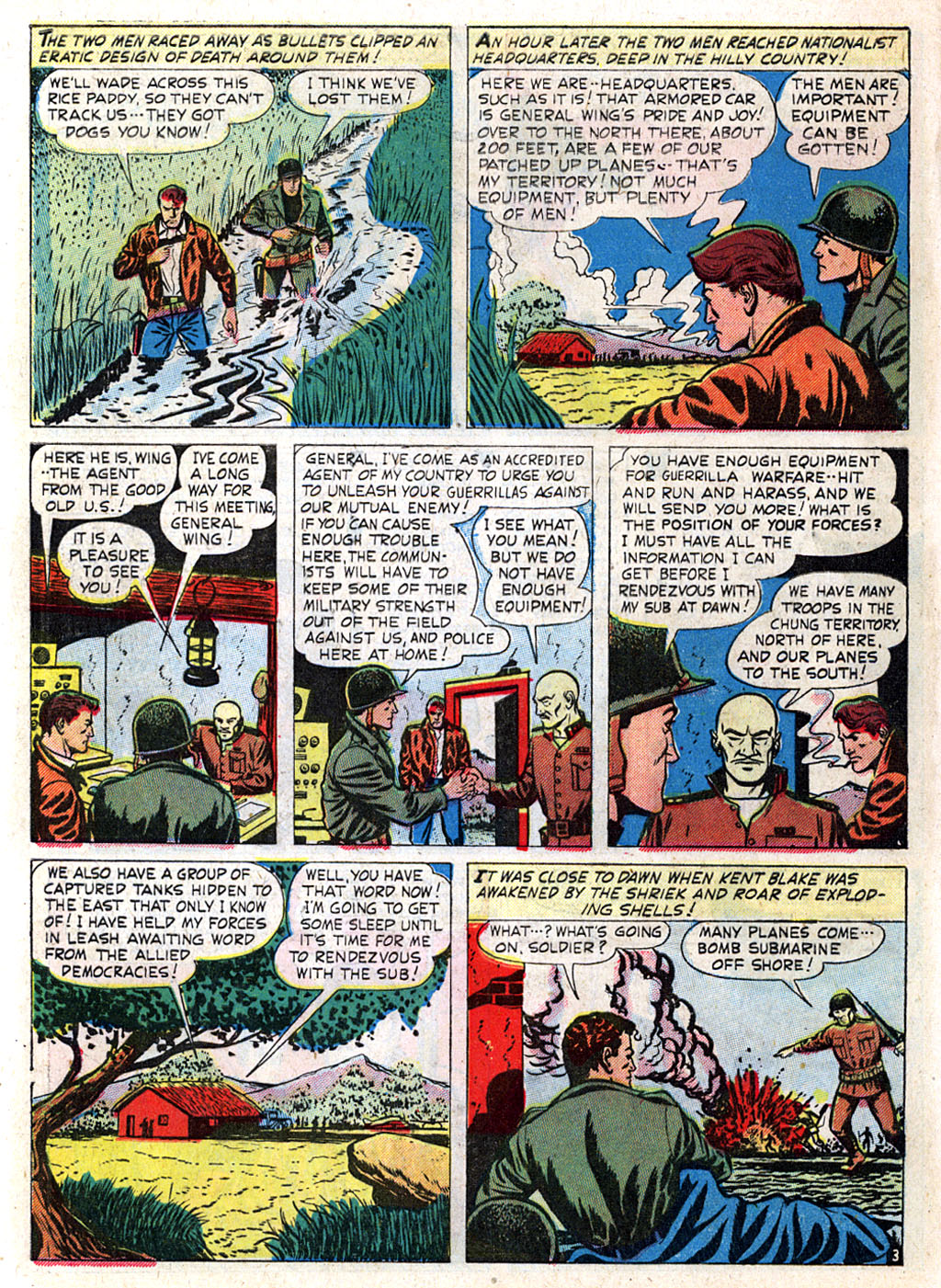 Kent Blake of the Secret Service issue 3 - Page 28