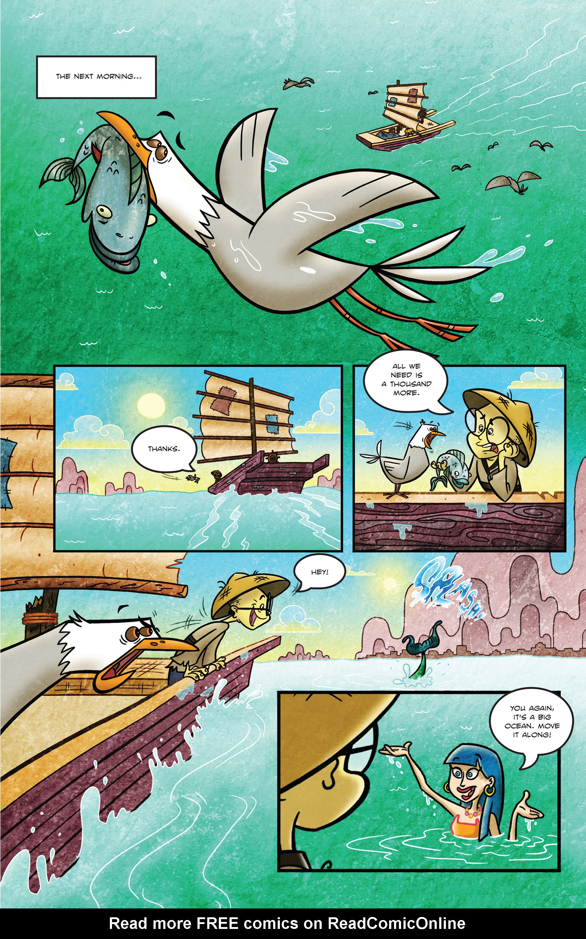 Read online 1001 Nights comic -  Issue #1 - 11