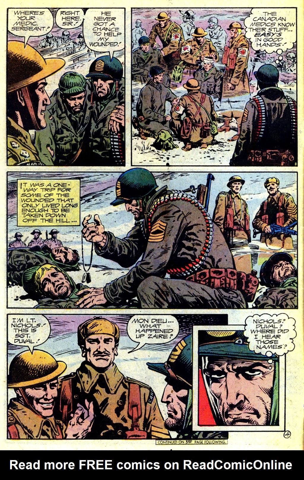 Read online Sgt. Rock comic -  Issue #336 - 4