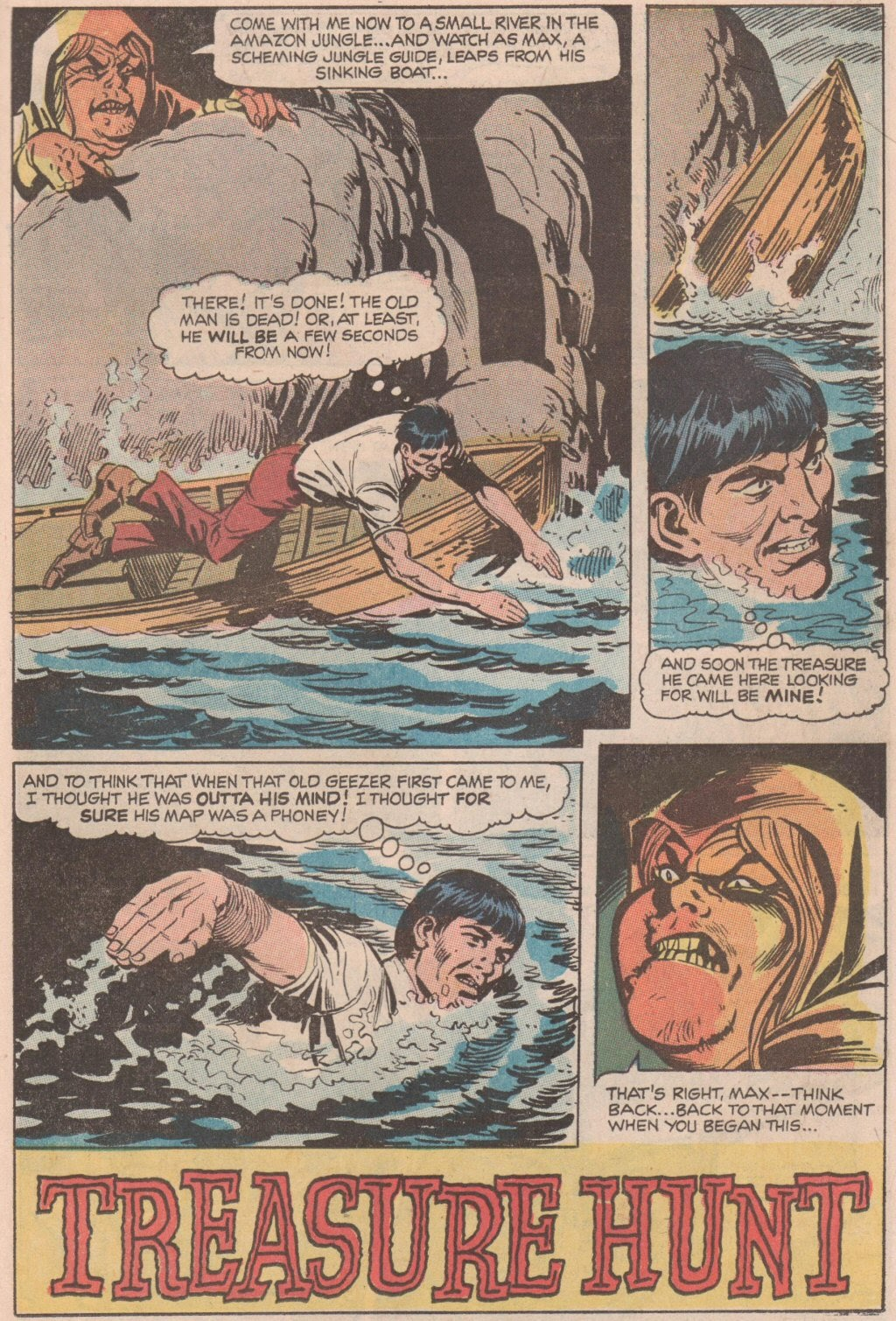 The Witching Hour (1969) issue 6 - Page 18
