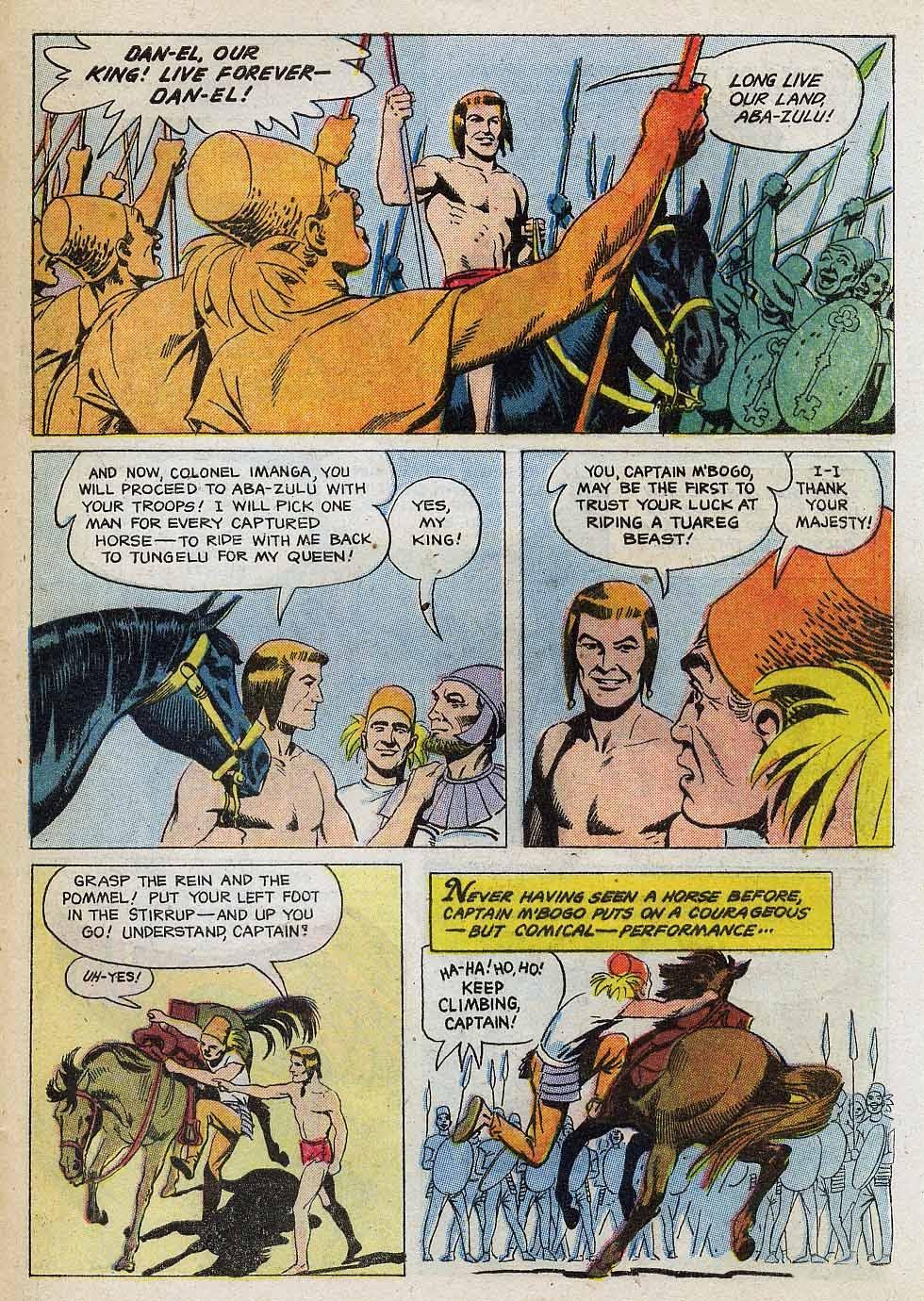 Tarzan (1948) issue 101 - Page 29