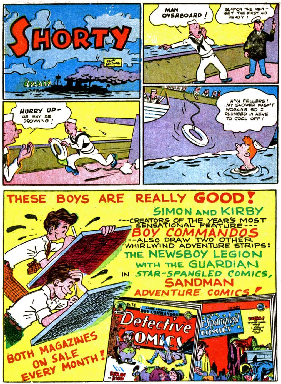 Boy Commandos issue 2 - Page 30