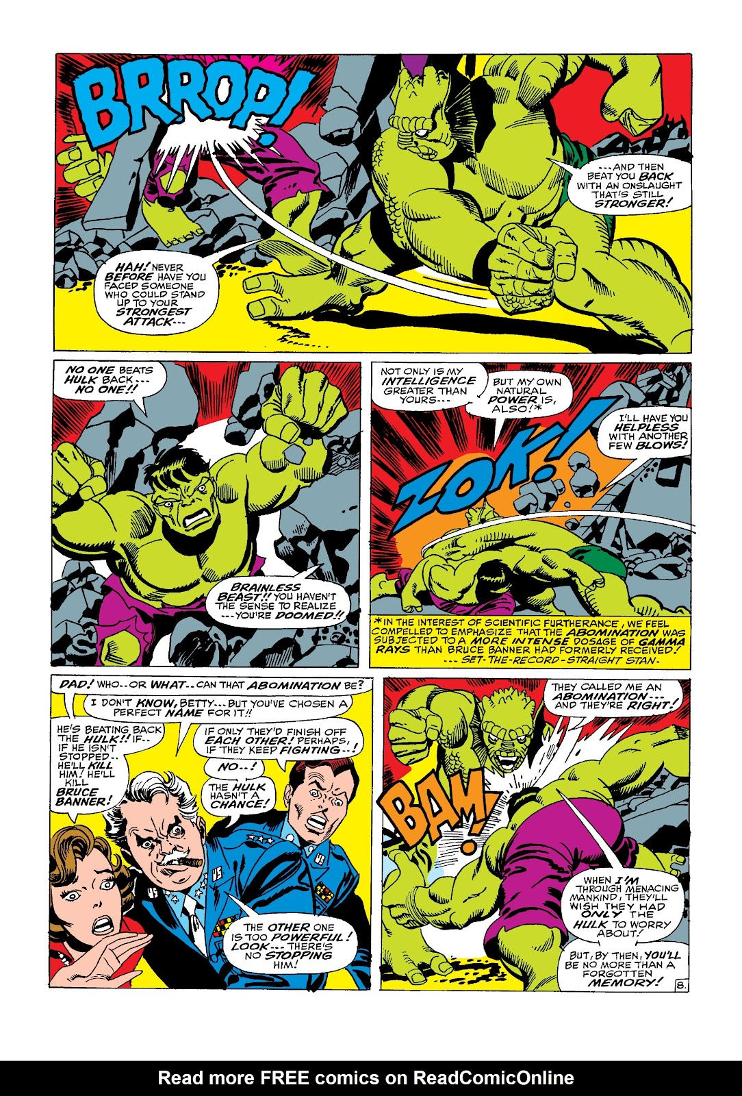 Read online Marvel Masterworks: The Incredible Hulk comic -  Issue # TPB 3 (Part 2) - 25