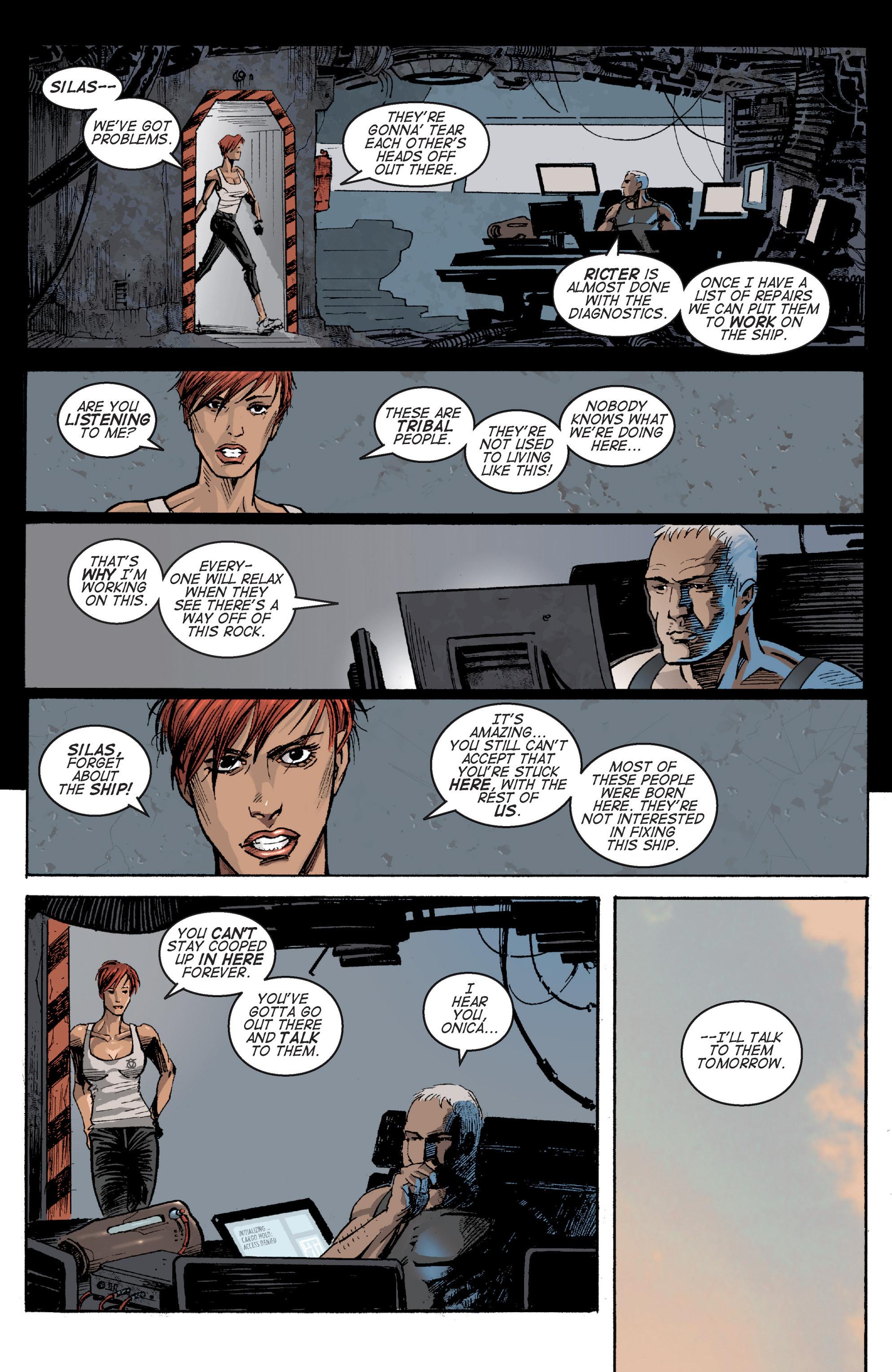 Read online Planetoid comic -  Issue # TPB - 76