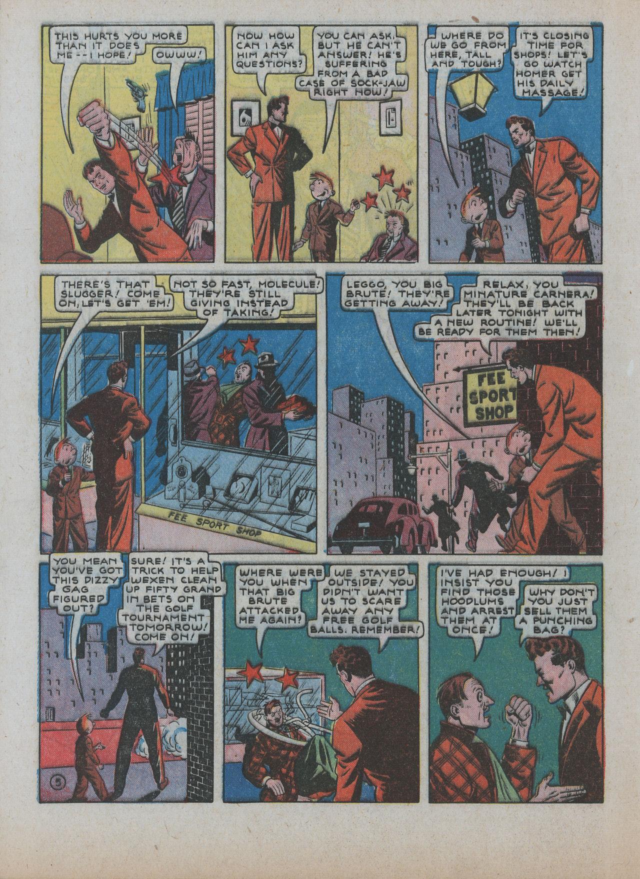 Read online Detective Comics (1937) comic -  Issue #63 - 62