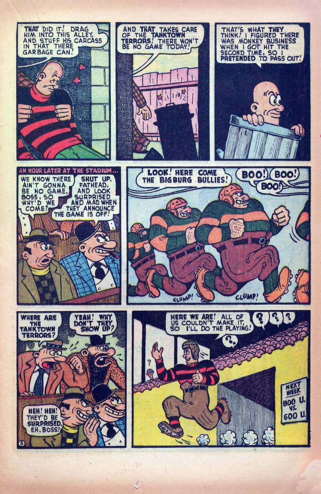 Read online Joker Comics comic -  Issue #27 - 23