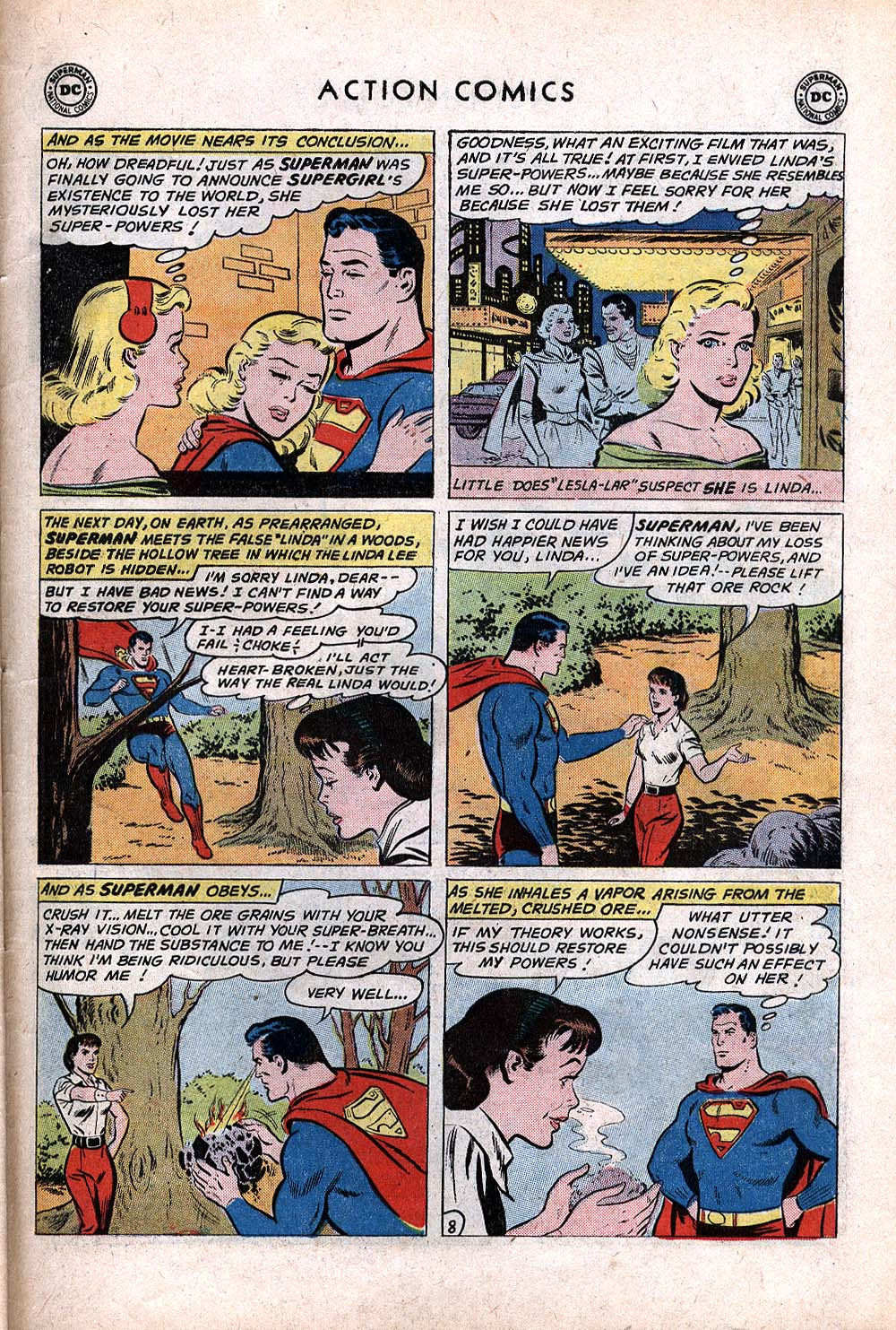 Action Comics (1938) 280 Page 26