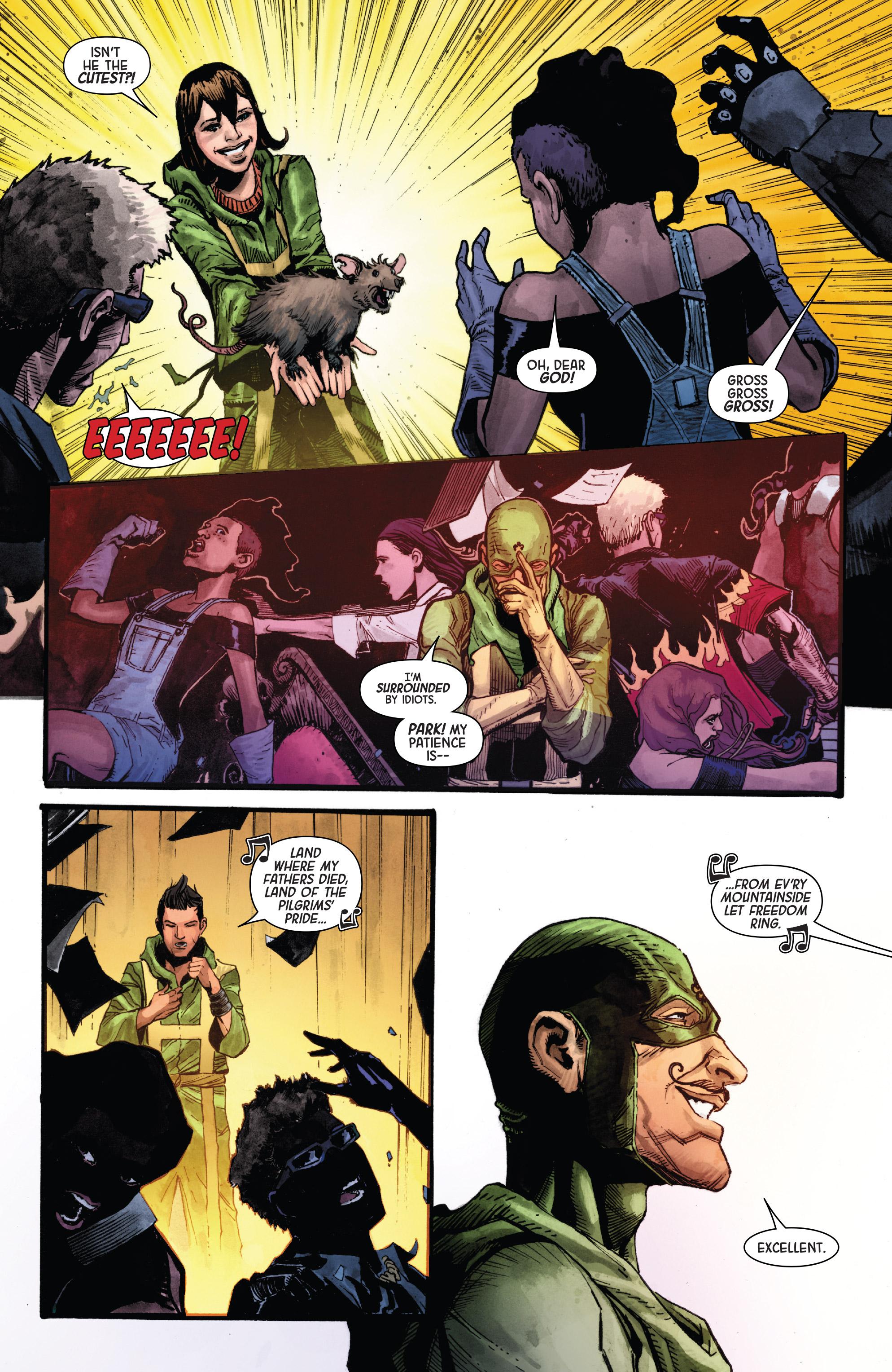 Read online Secret Empire: Uprising comic -  Issue # Full - 18