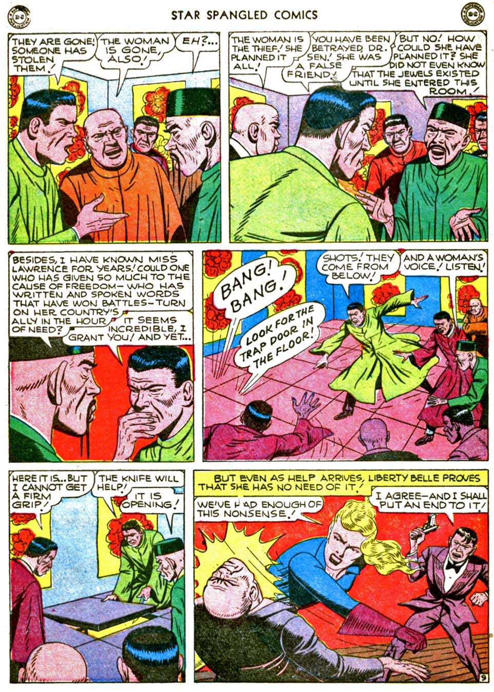 Star Spangled Comics (1941) issue 56 - Page 48