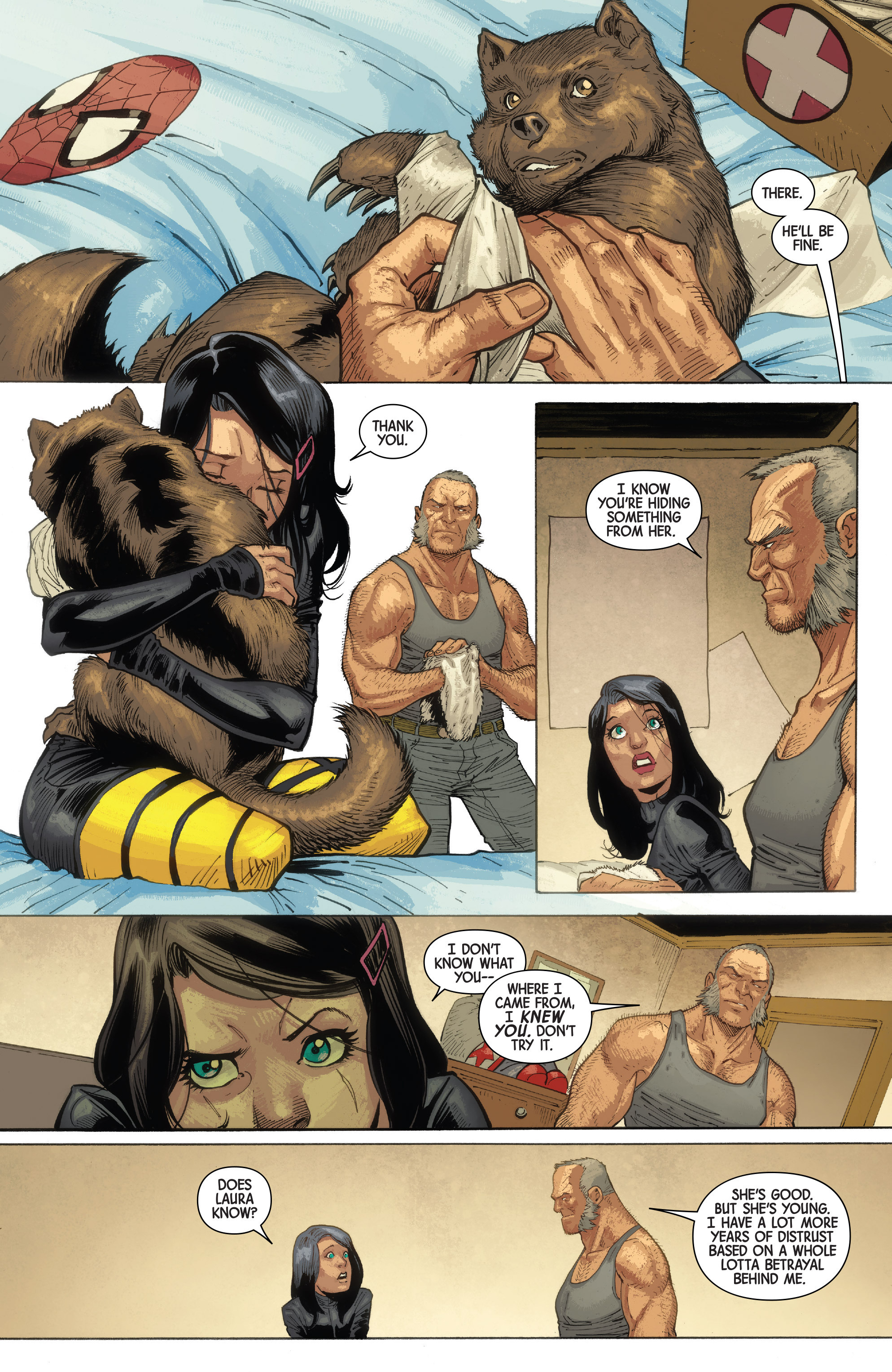 Read online All-New Wolverine (2016) comic -  Issue #10 - 23