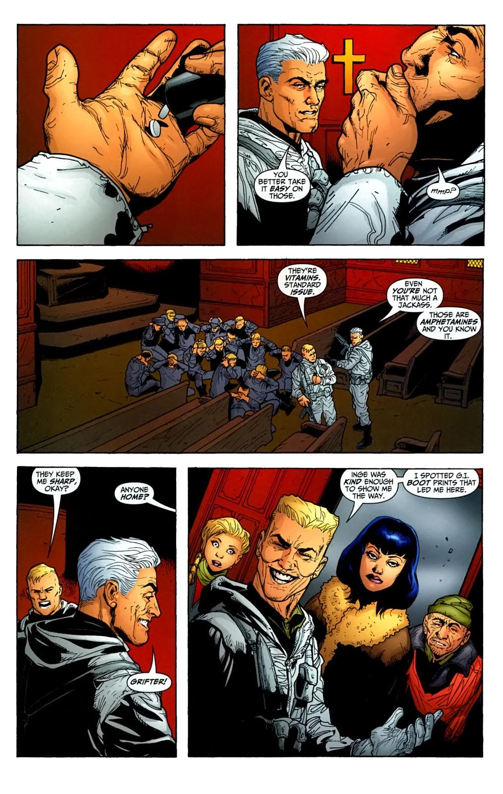 Read online Team Zero comic -  Issue #3 - 18