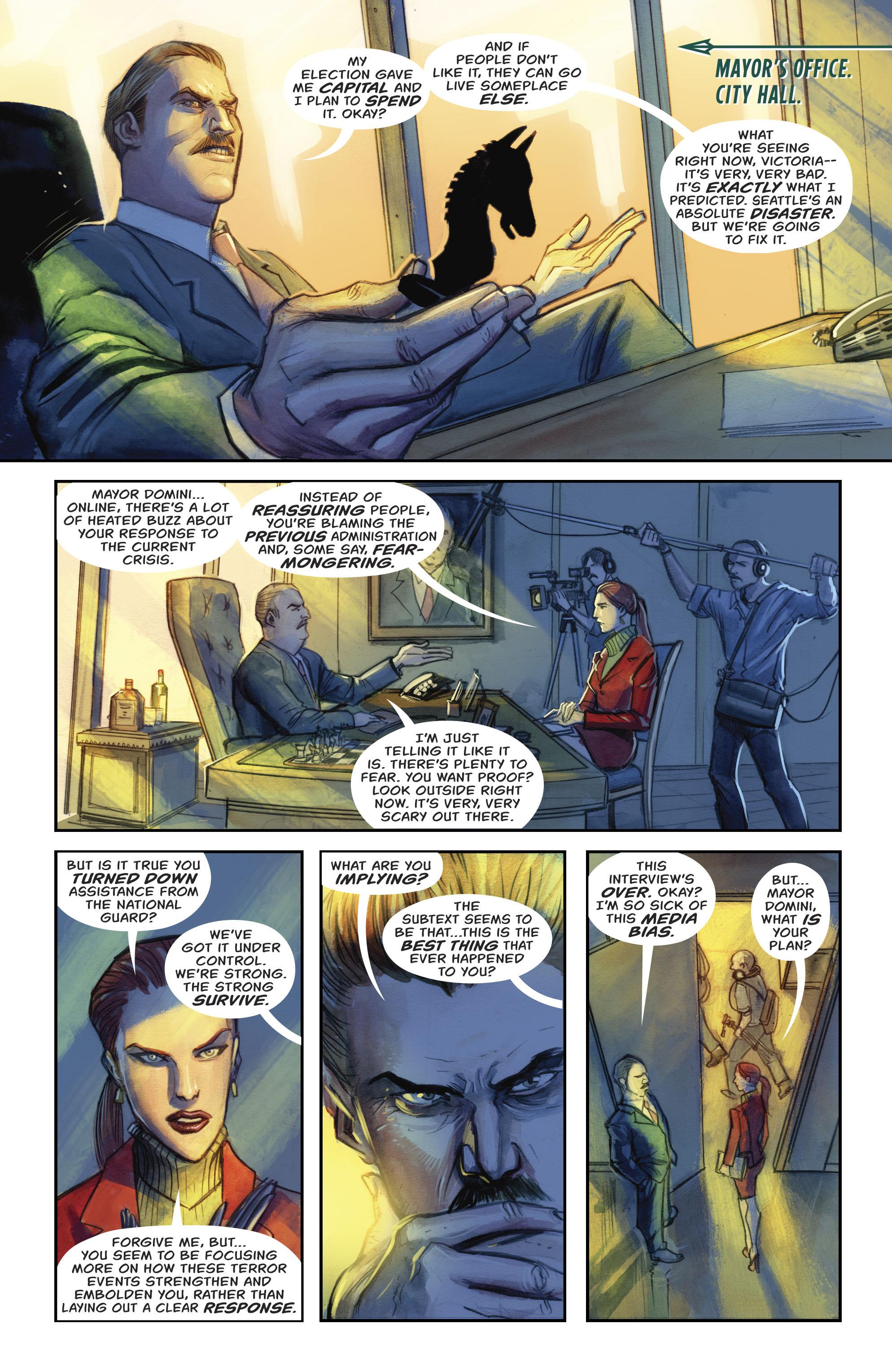 Read online Green Arrow (2016) comic -  Issue #22 - 15