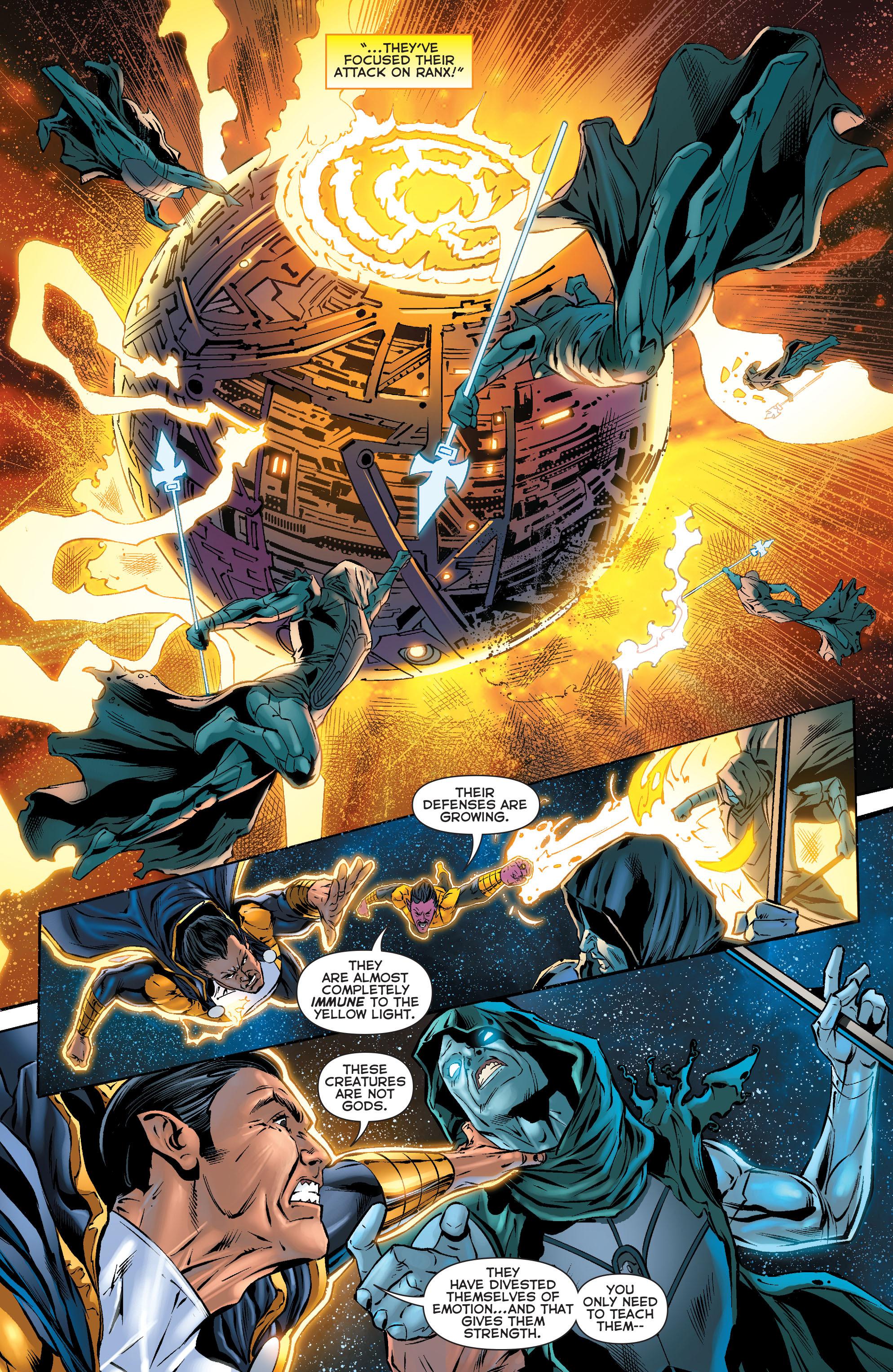 Read online Sinestro comic -  Issue #18 - 7
