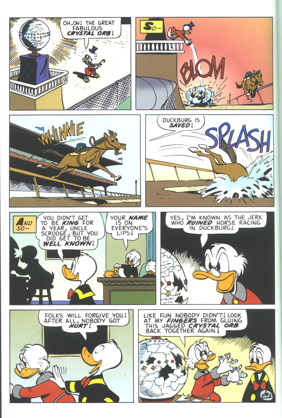 Read online Uncle Scrooge (1953) comic -  Issue #340 - 26
